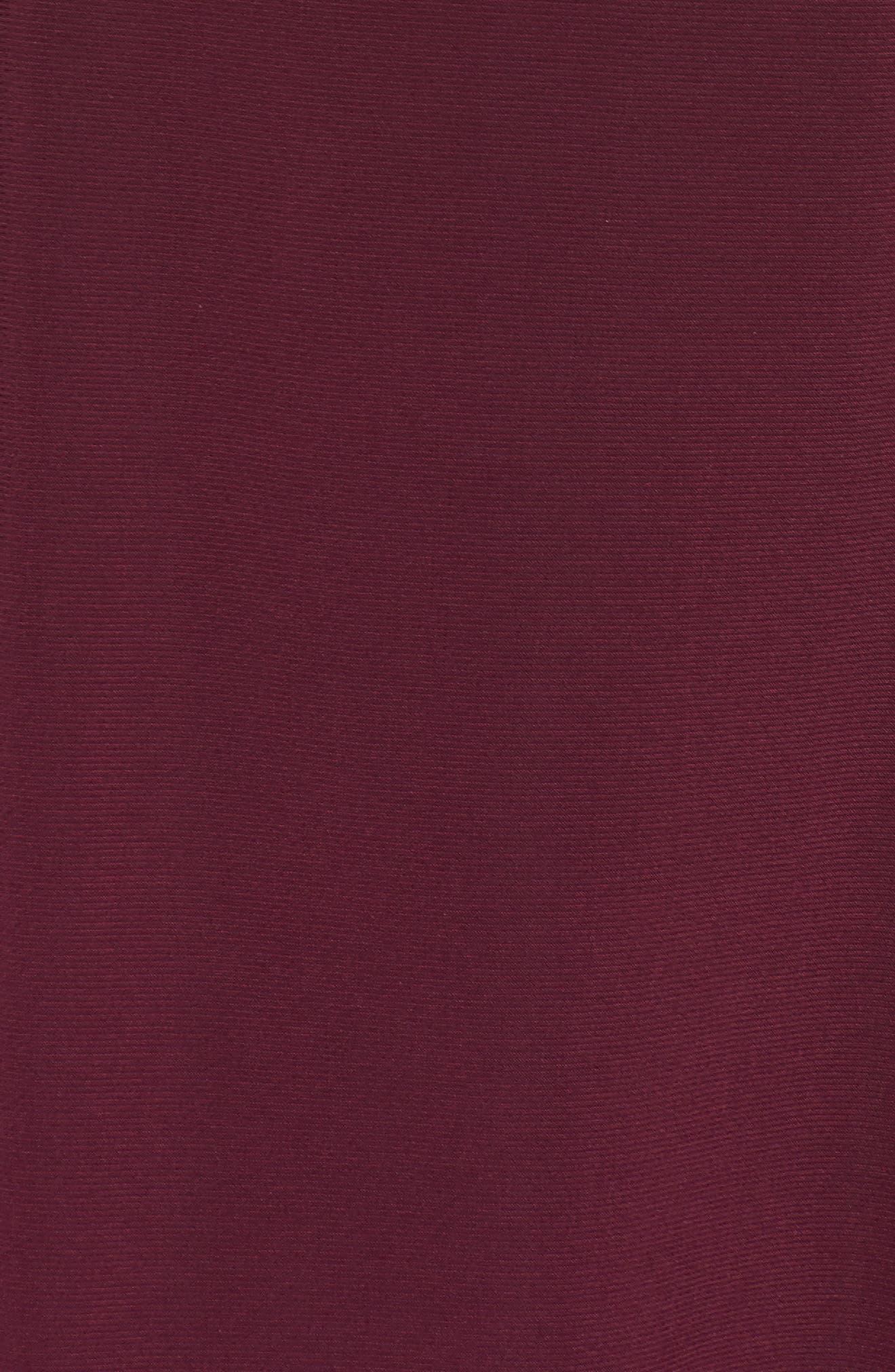 Alternate Image 5  - Xscape Beaded Jersey Party Dress