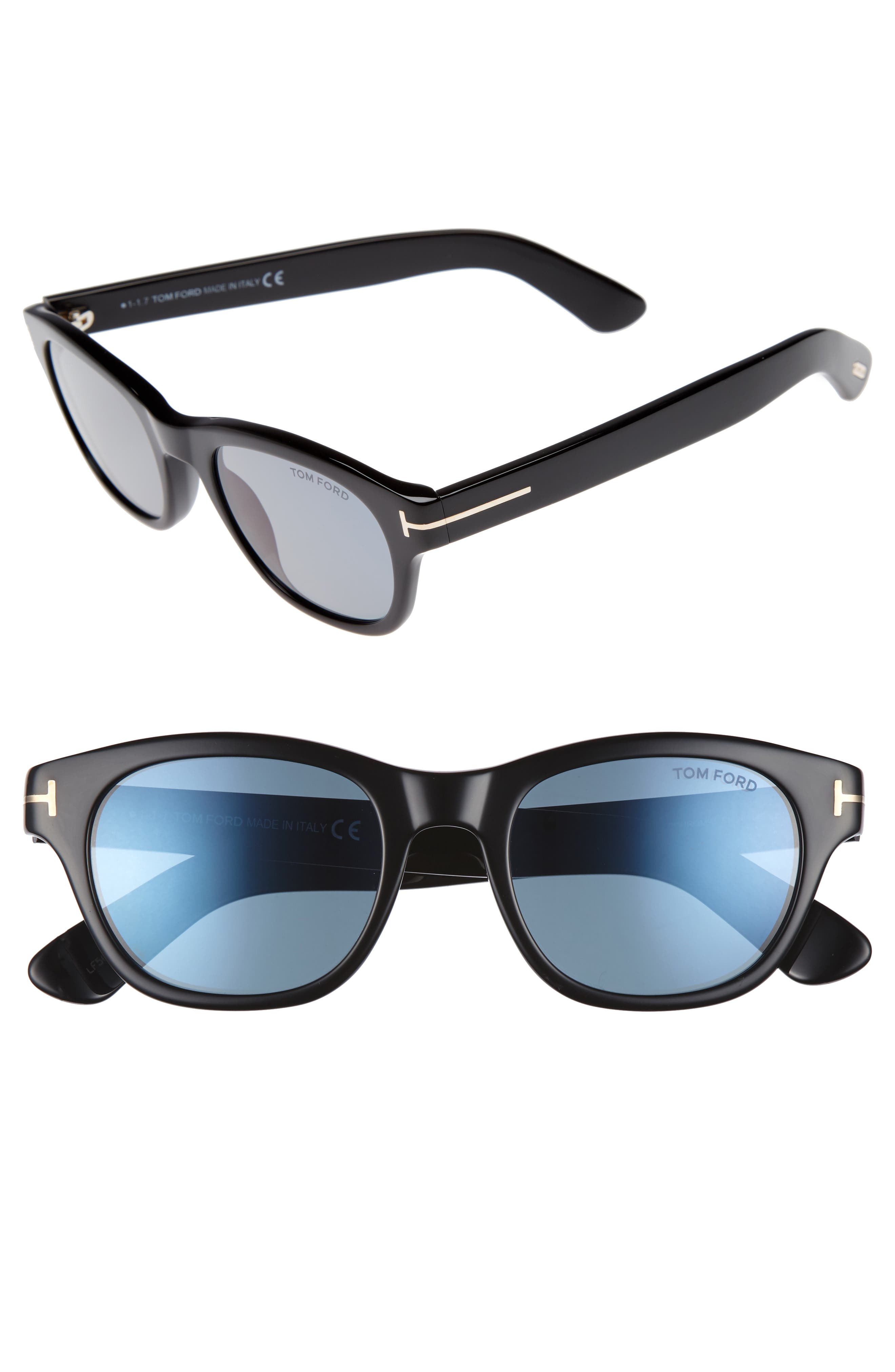 Alternate Image 1 Selected - Tom Ford O'Keefe 51mm Sunglasses