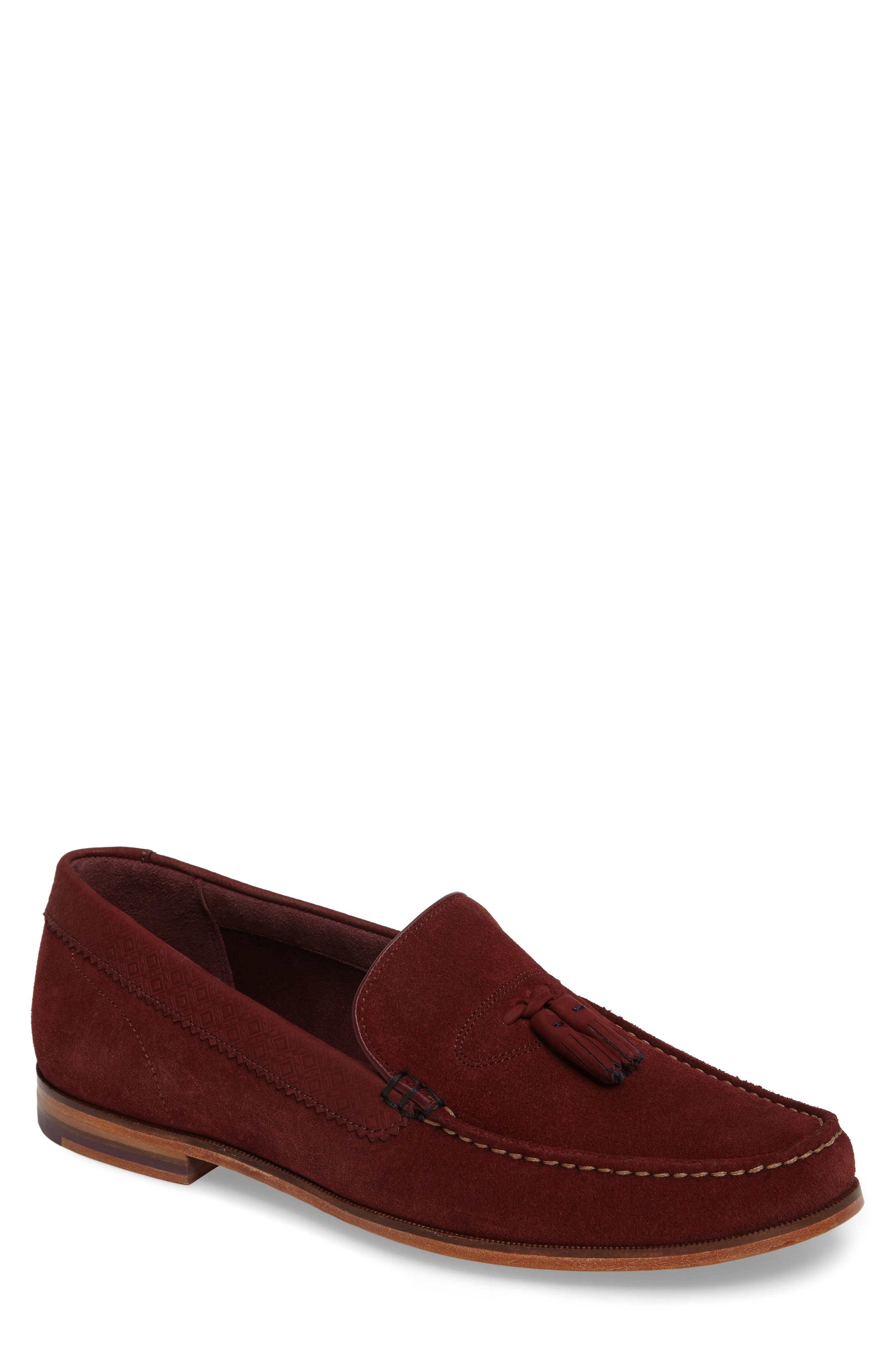 Ted Baker London Dougge Tassel Loafer (Men)