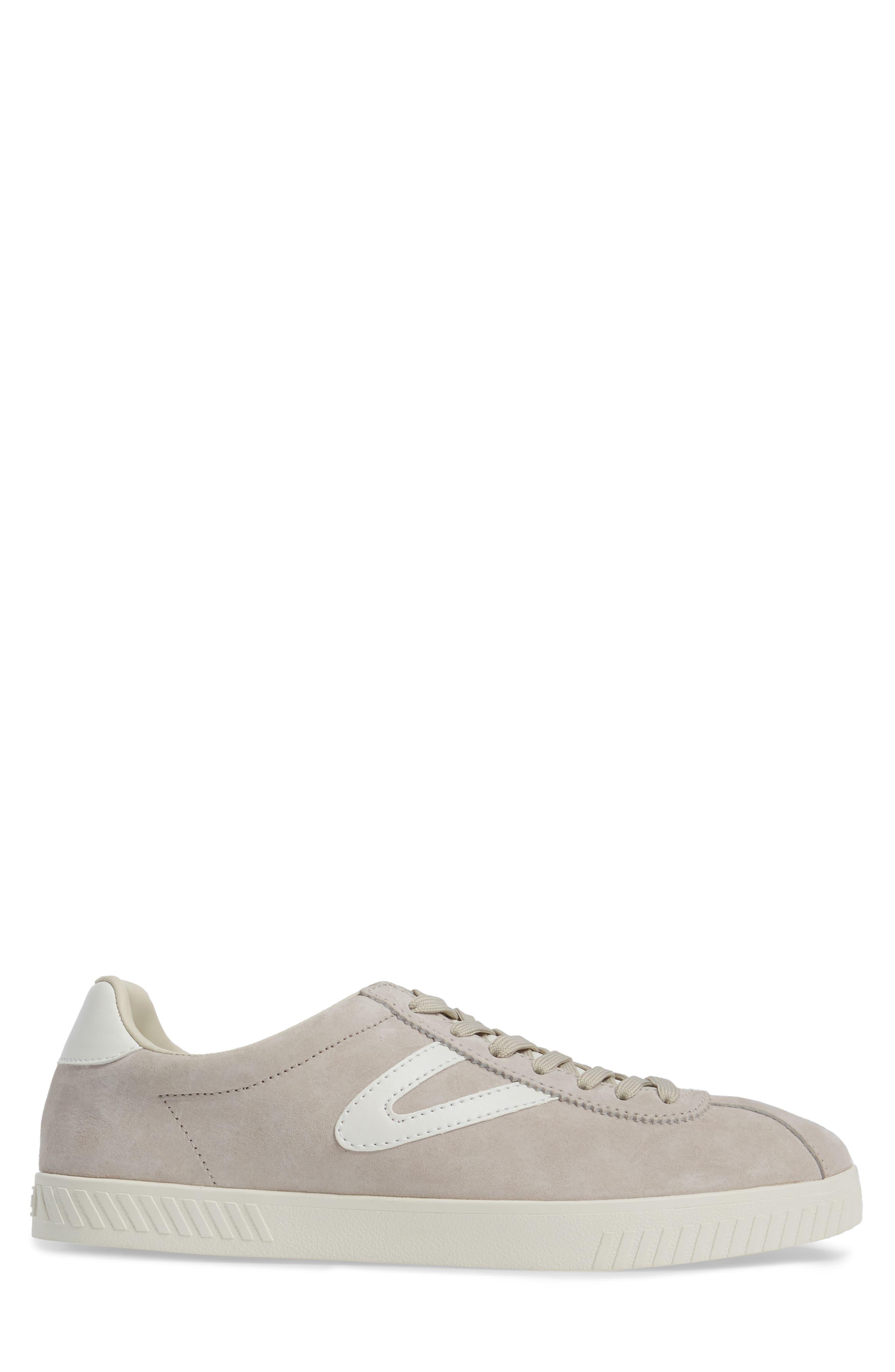 Camden 3 Sneaker,                             Alternate thumbnail 3, color,                             Birch/ White Nubuck