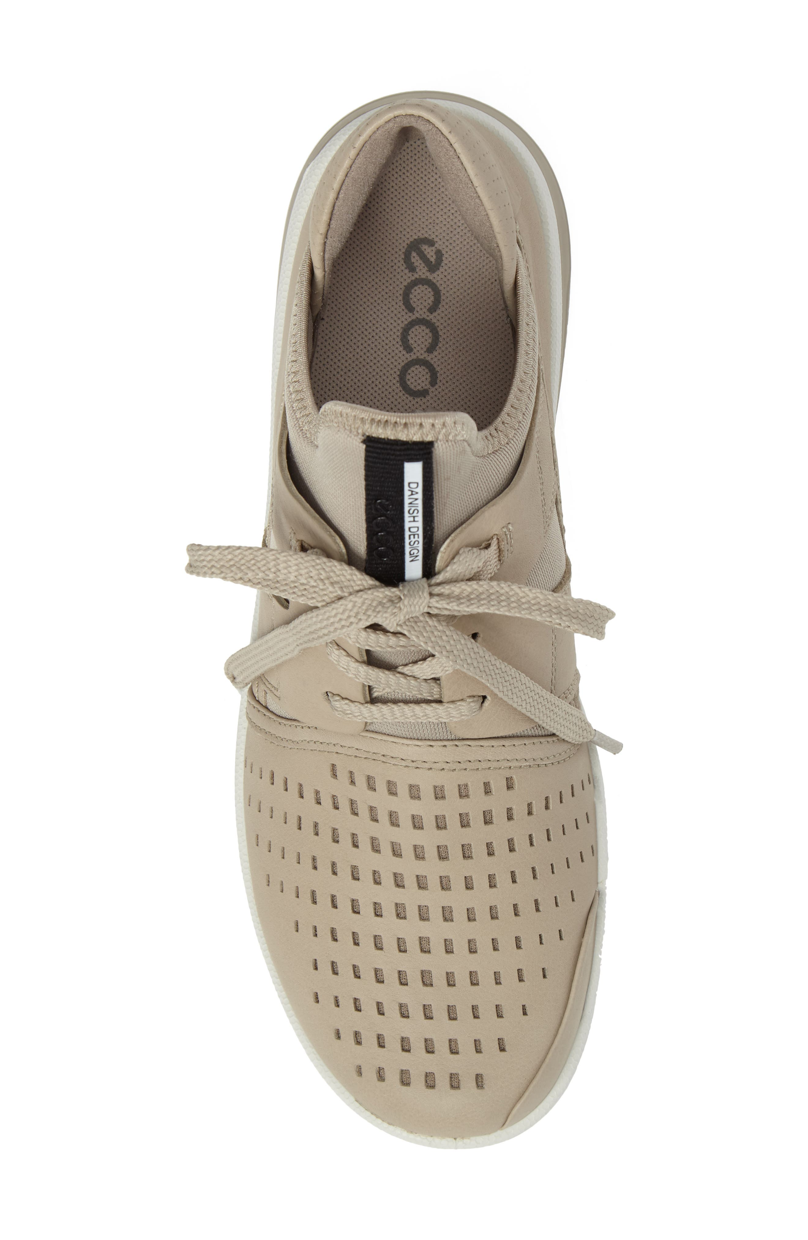Intrinsic 2 Sneaker,                             Alternate thumbnail 4, color,                             Oyster Leather