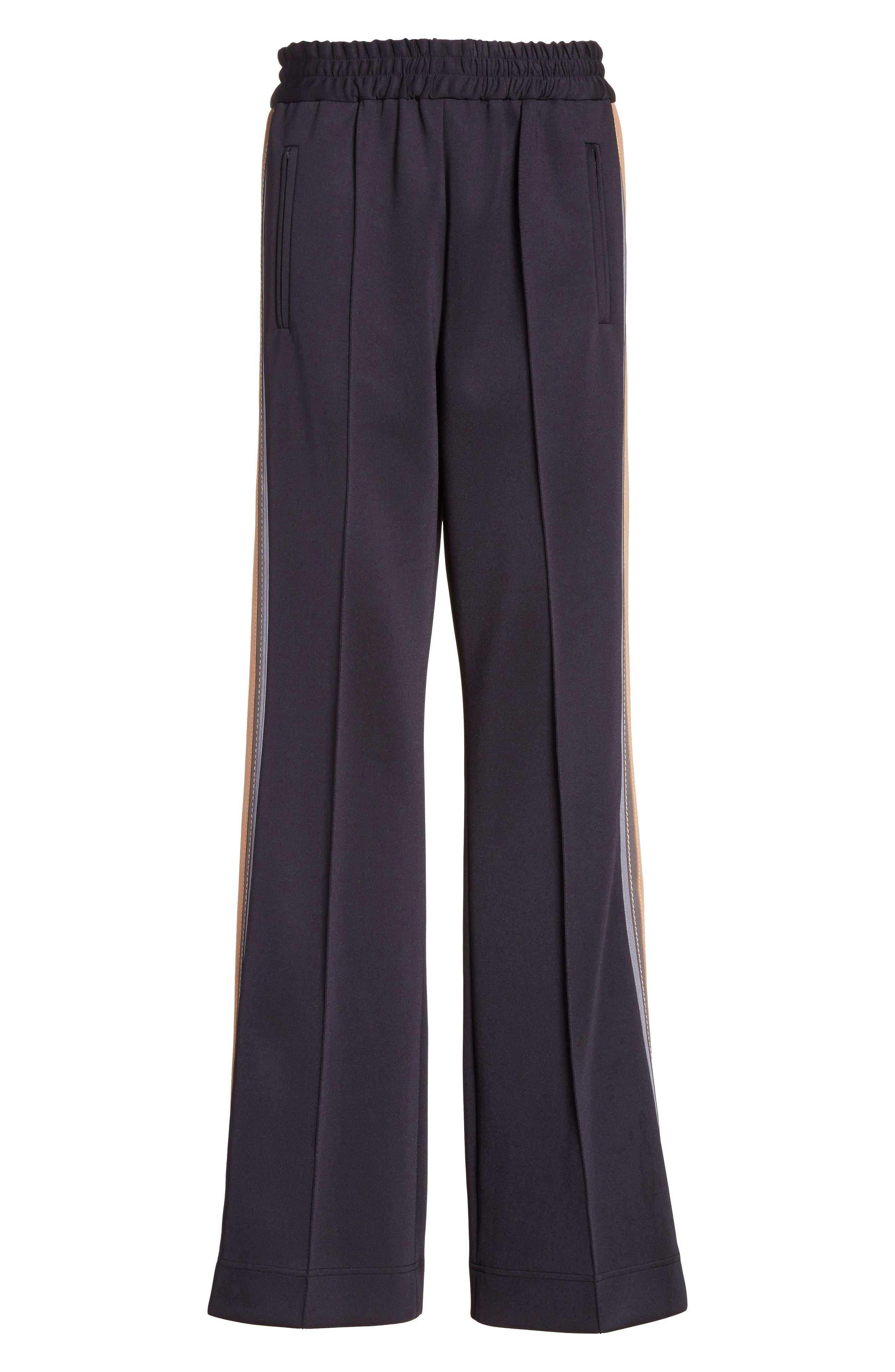Alternate Image 6  - MARC JACOBS Stripe Jersey Track Pants