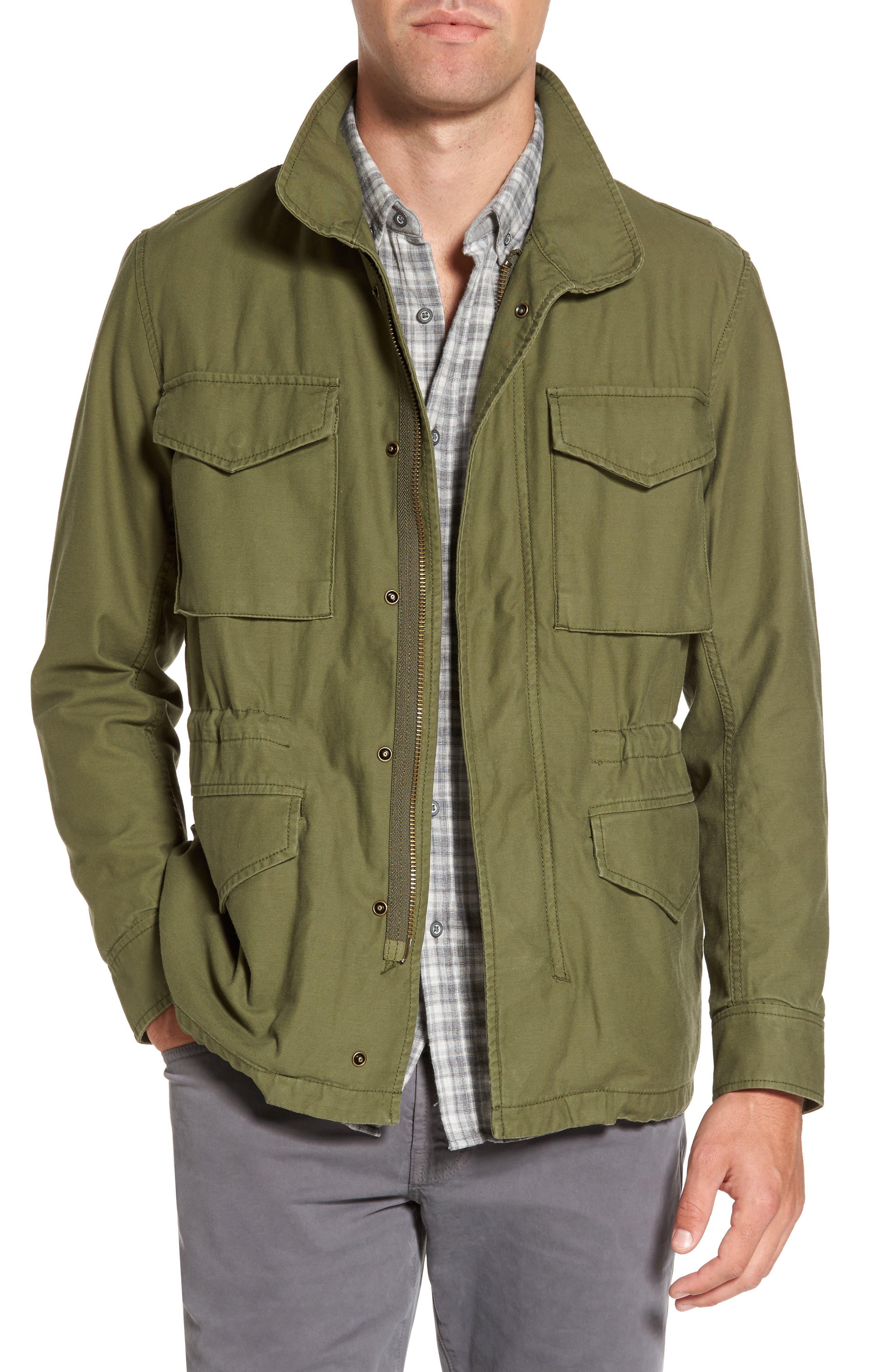 Alternate Image 1 Selected - AG Jameson Field Jacket