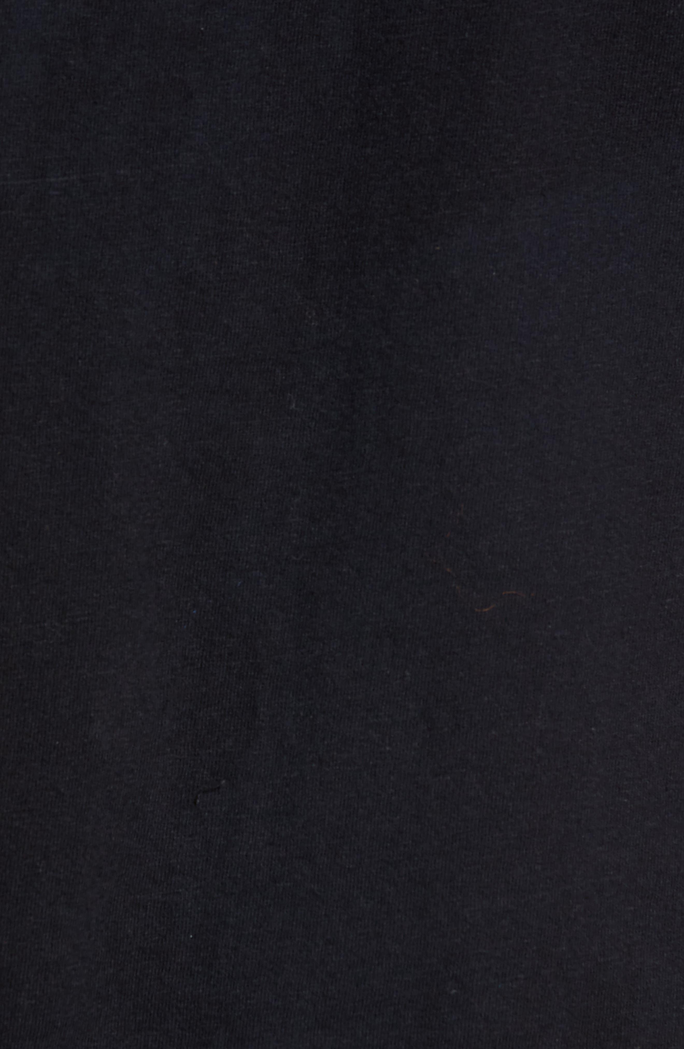 Bronco 3 T-Shirt,                             Alternate thumbnail 6, color,                             Noir