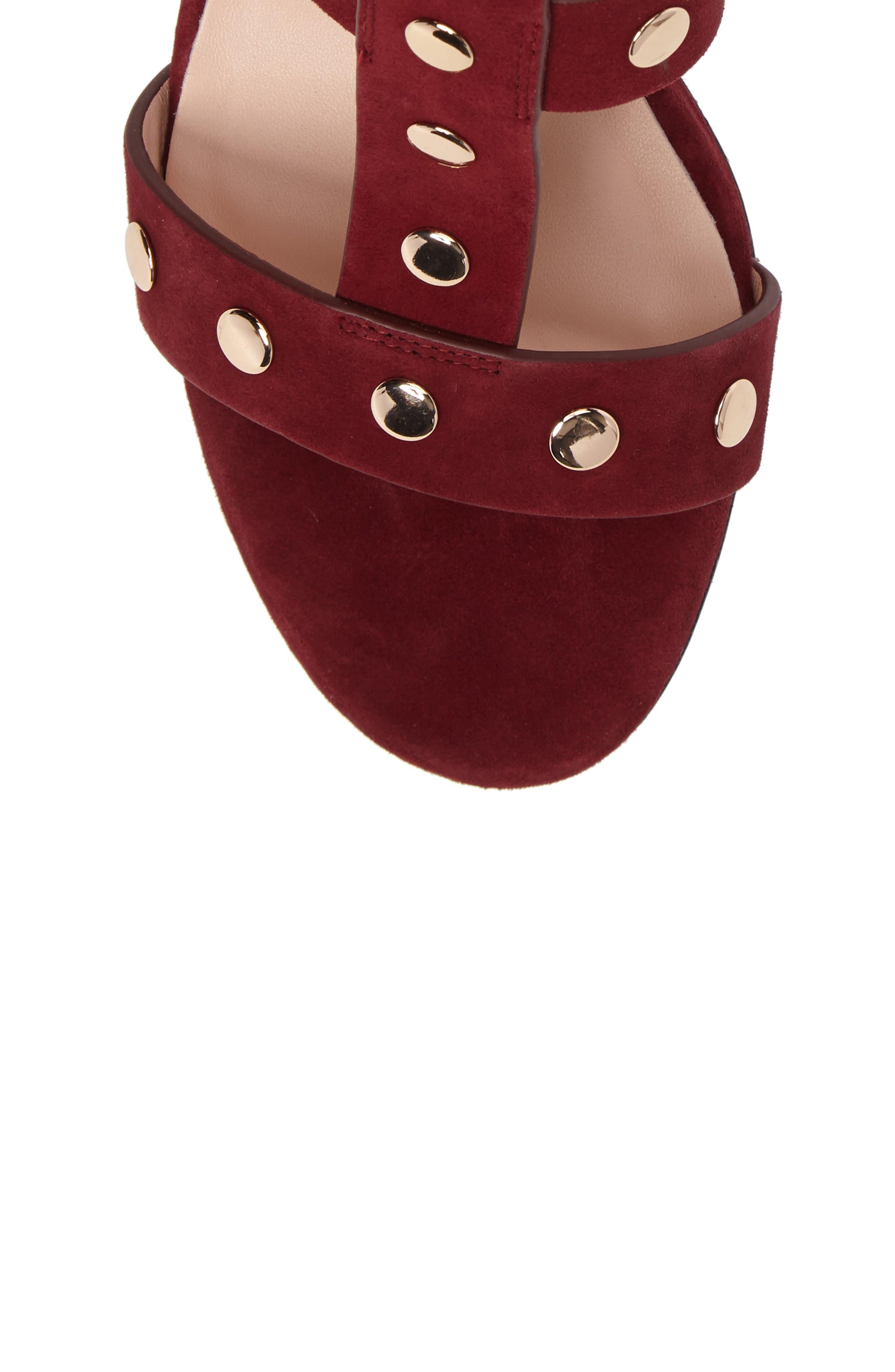 Alternate Image 5  - kate spade new york welby t-strap sandal (Women)