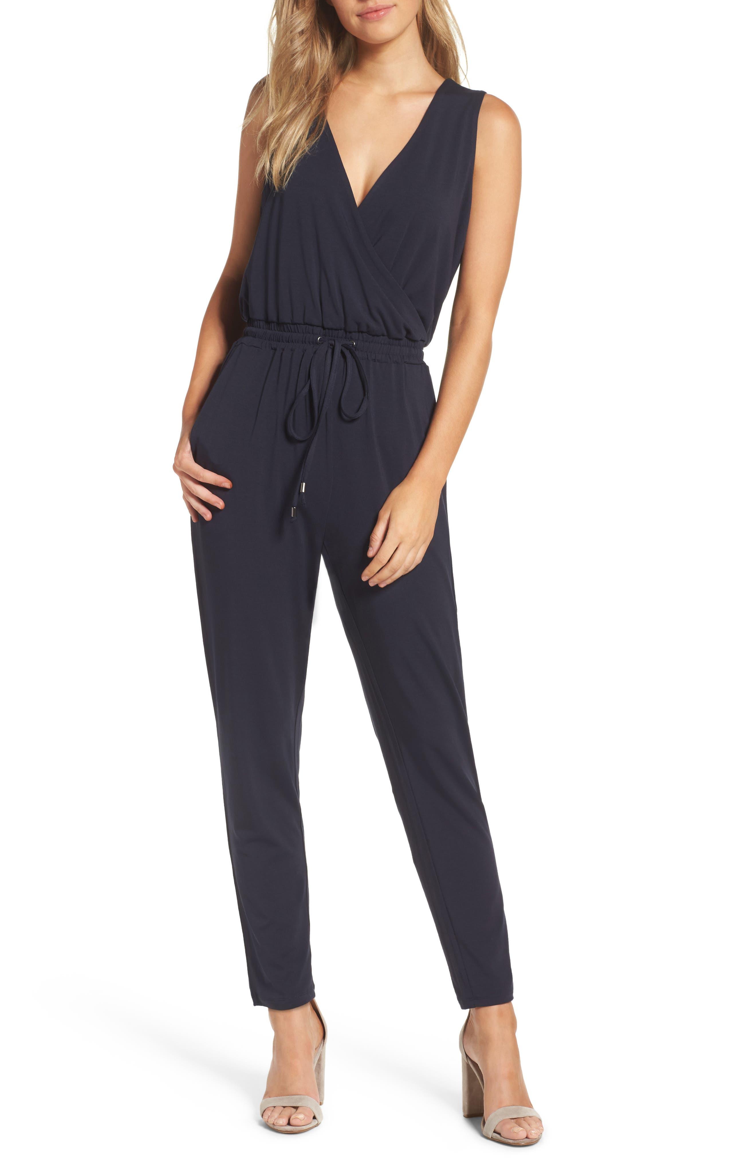 Felicity & Coco Jersey Jumpsuit (Nordstrom Exclusive)