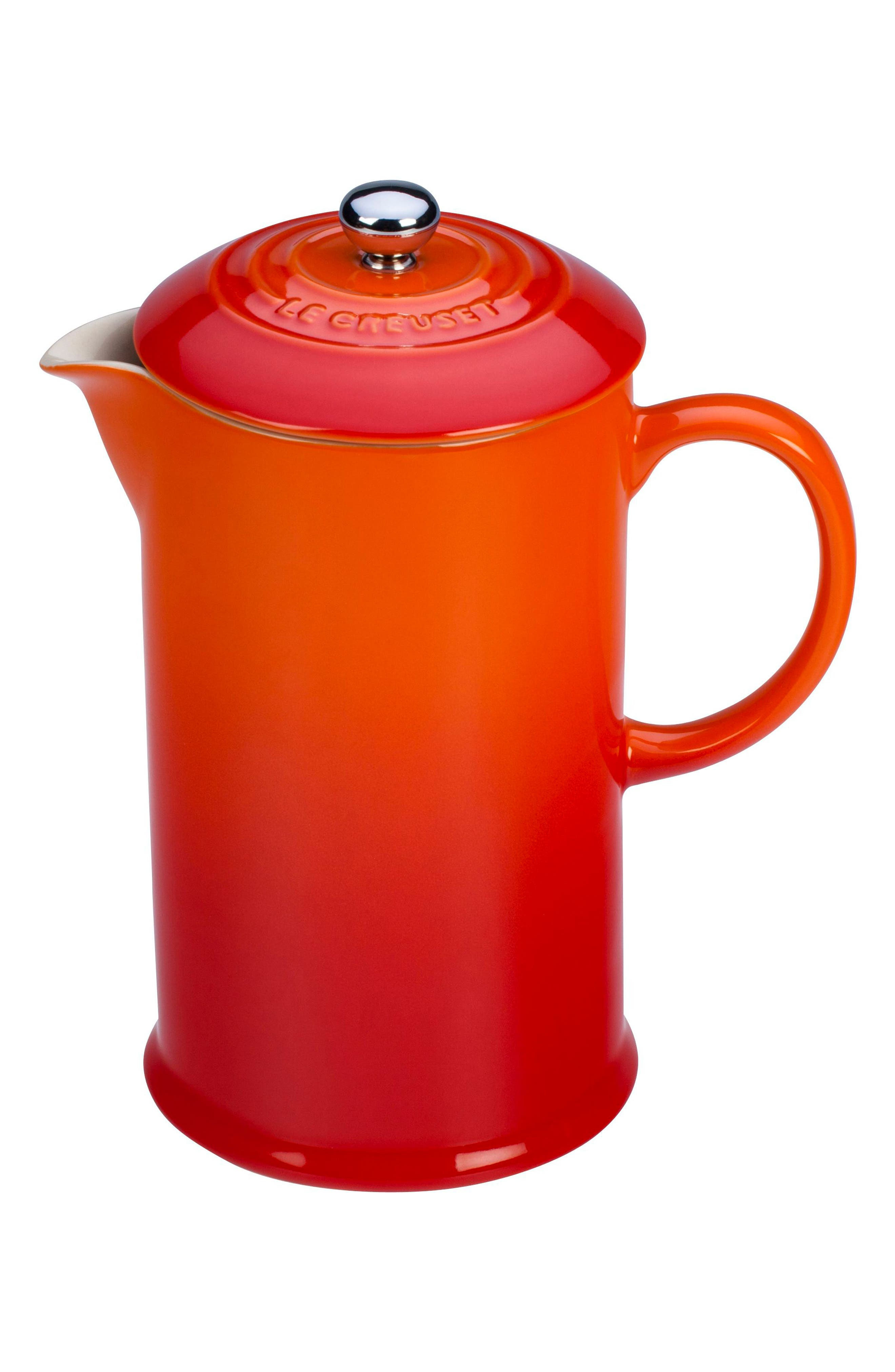 Le Creuset Stoneware French Press