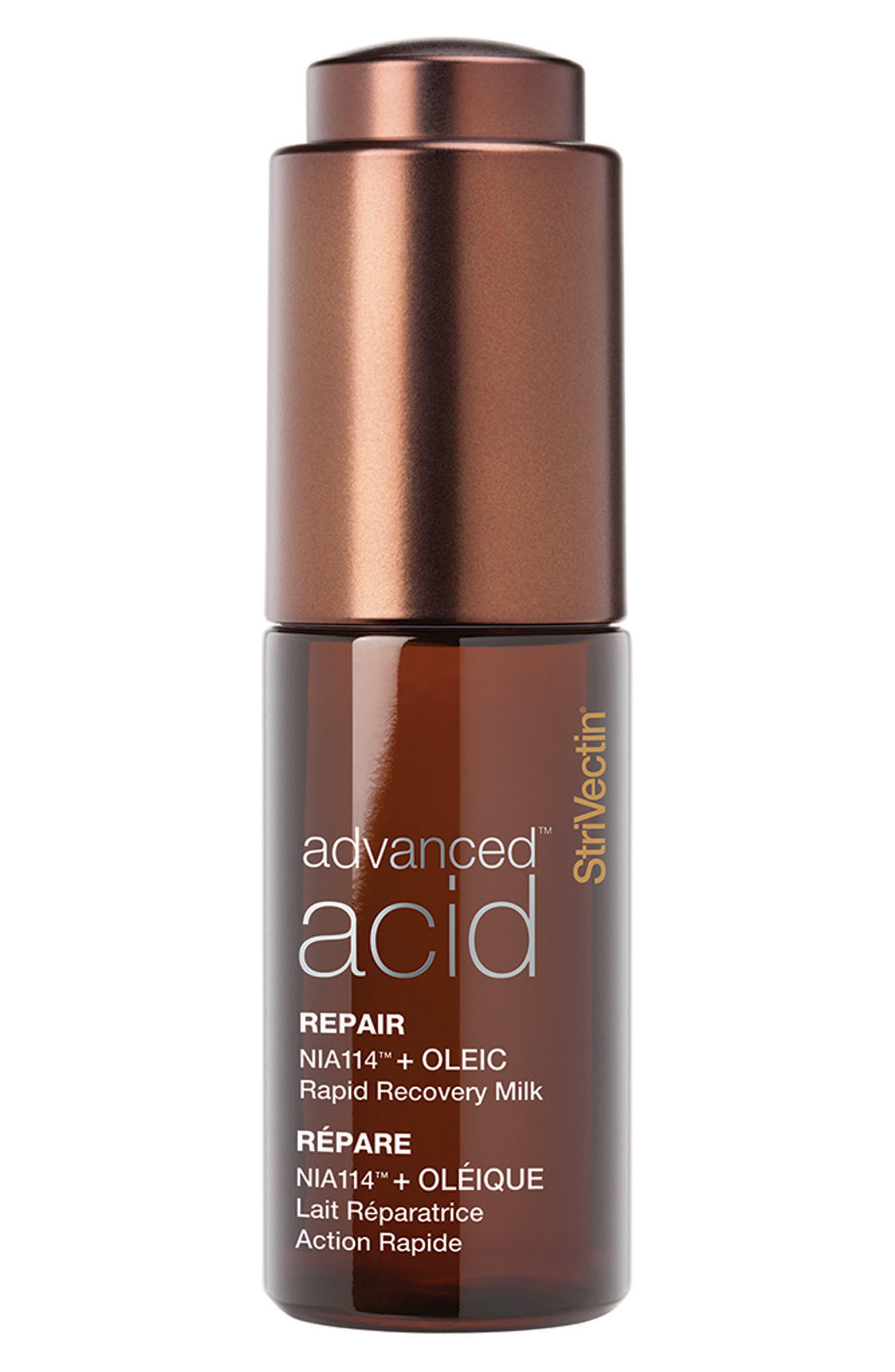 Alternate Image 1 Selected - StriVectin® Advanced Acid Oleic Acid Recovery Milk