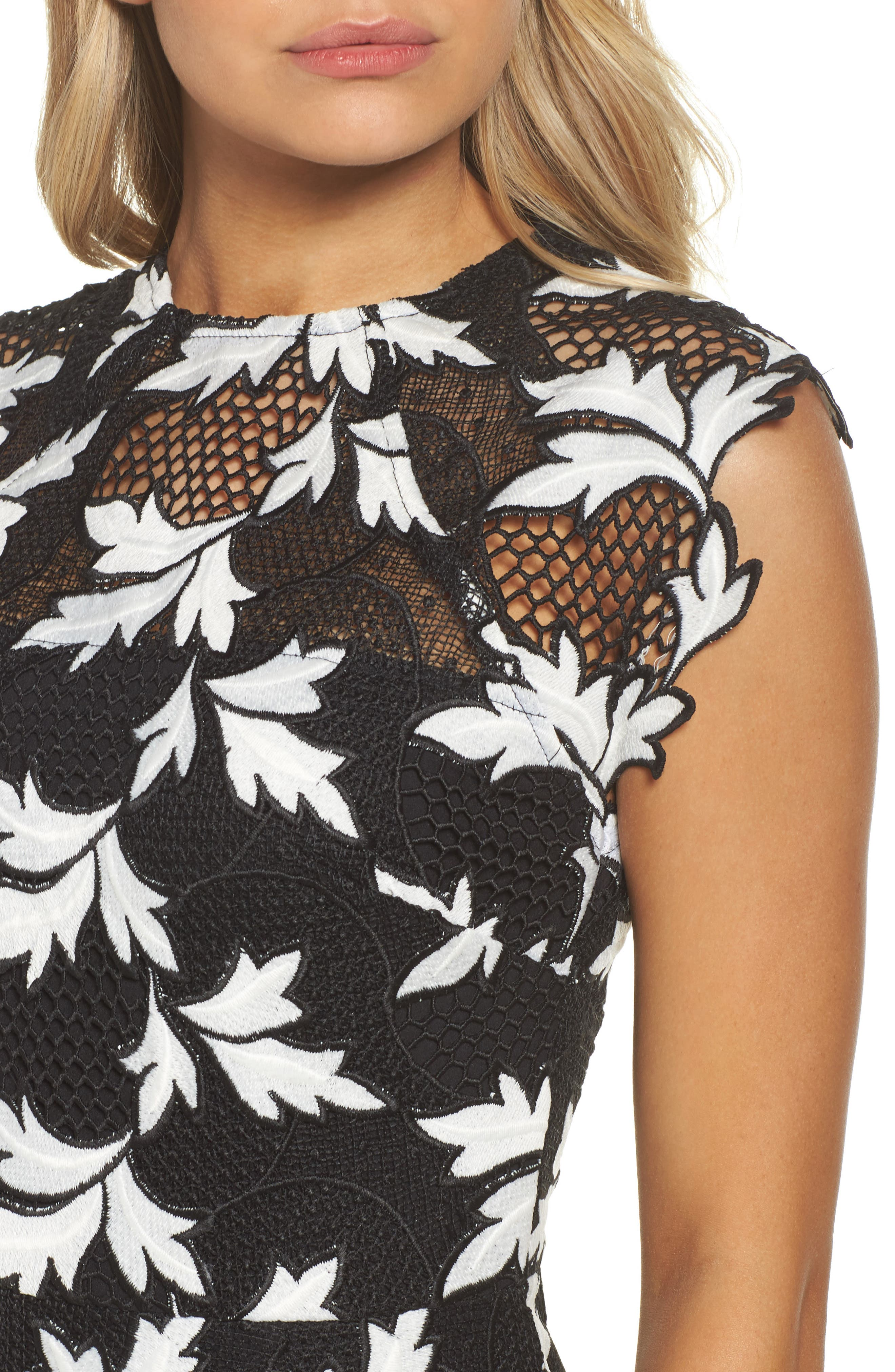 Alternate Image 4  - Cooper St Mount Ena Lace Dress