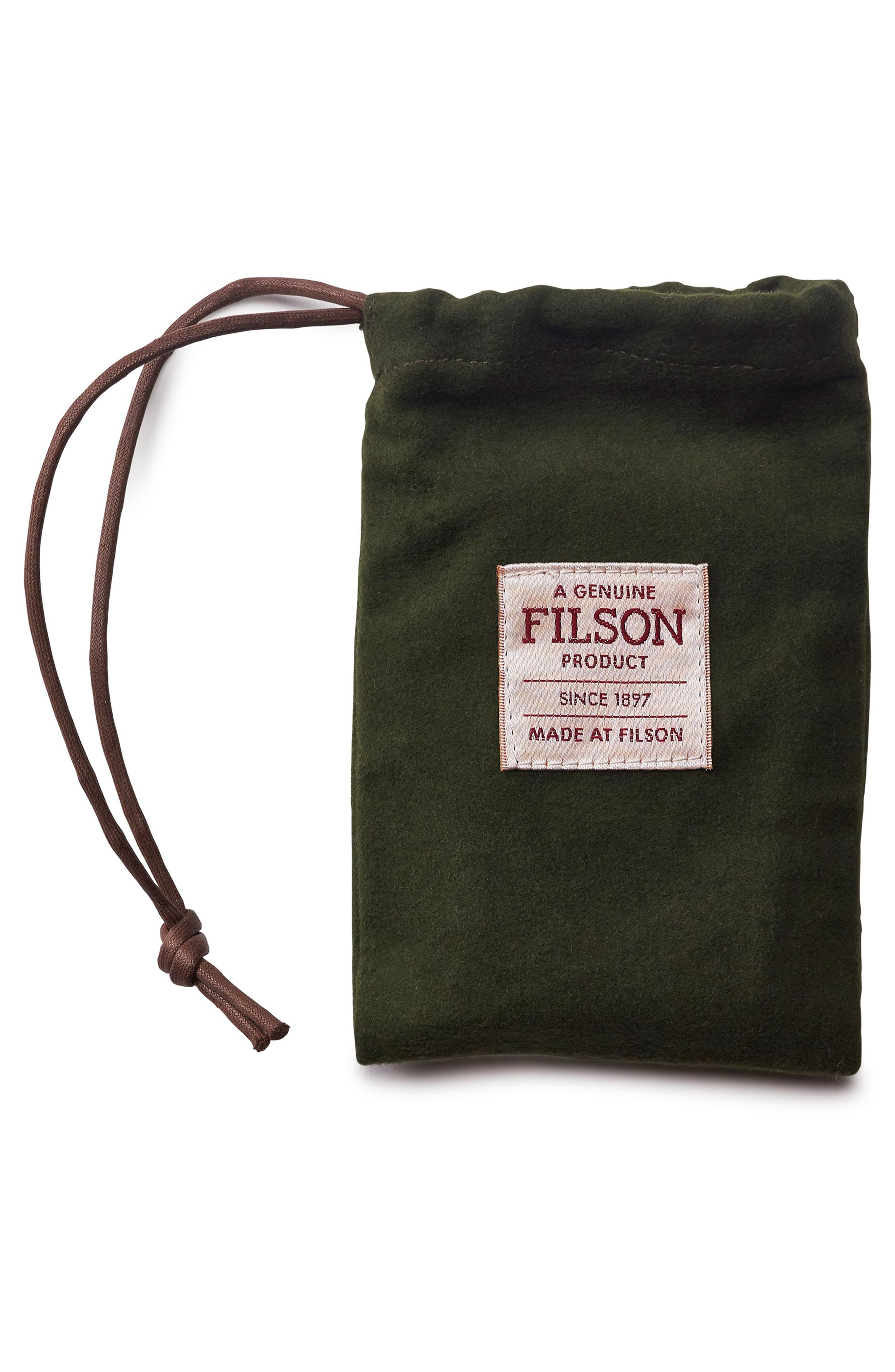 Alternate Image 3  - Filson Leather Bifold Card Case