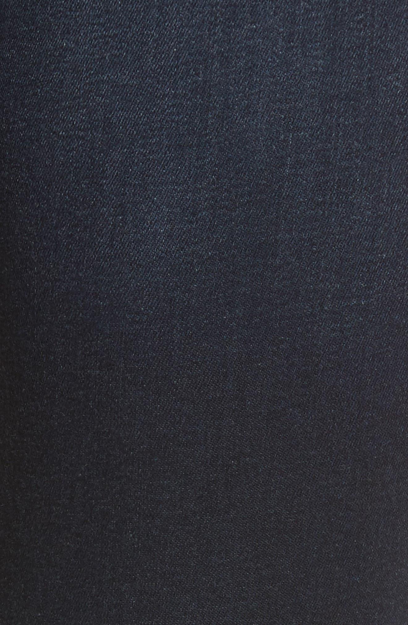 Emma Power Legging Skinny Jeans,                             Alternate thumbnail 5, color,                             Macon