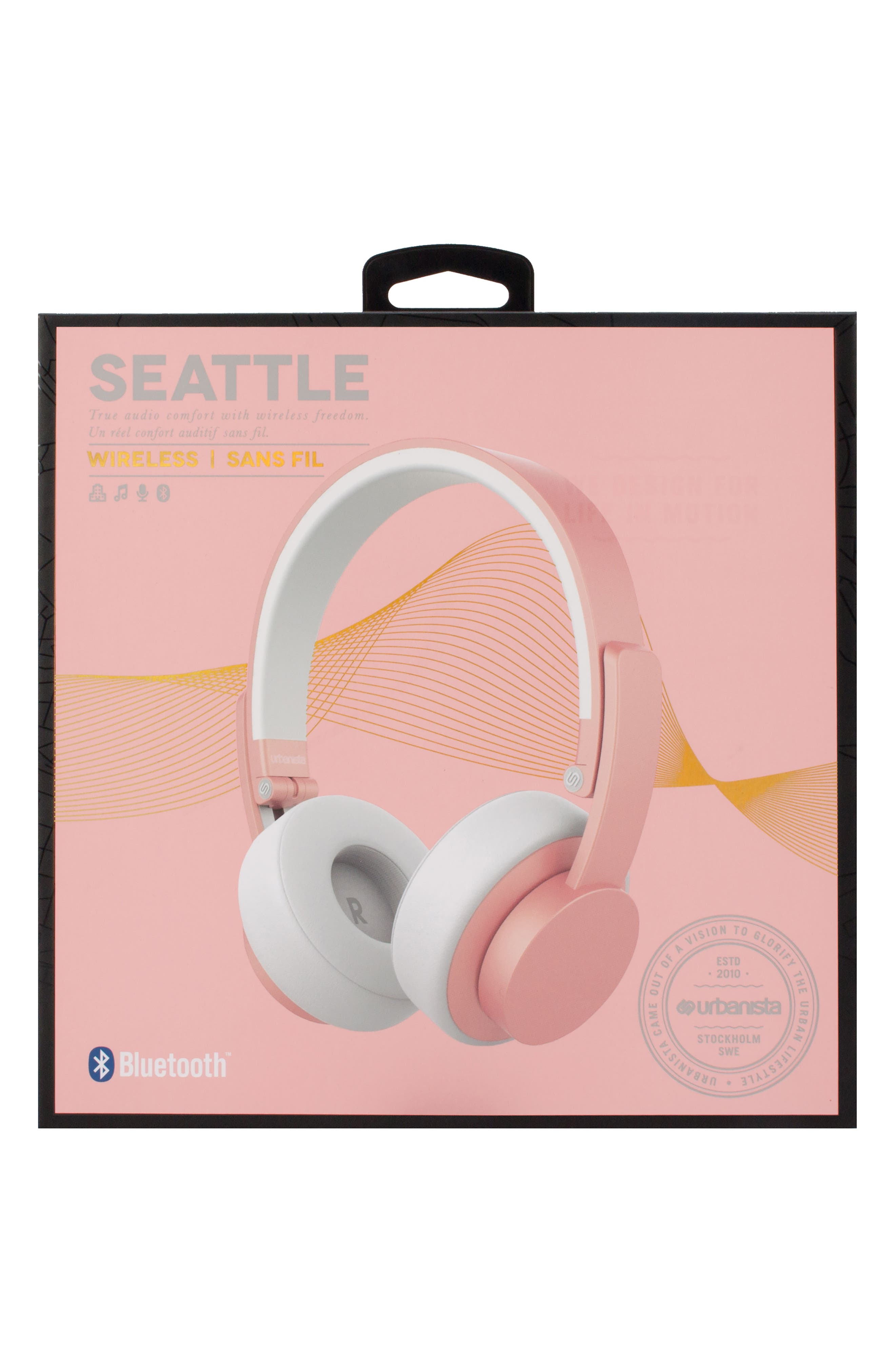 Headphones Earbuds Nordstrom Urbanears Plattan Ii Powder Pink