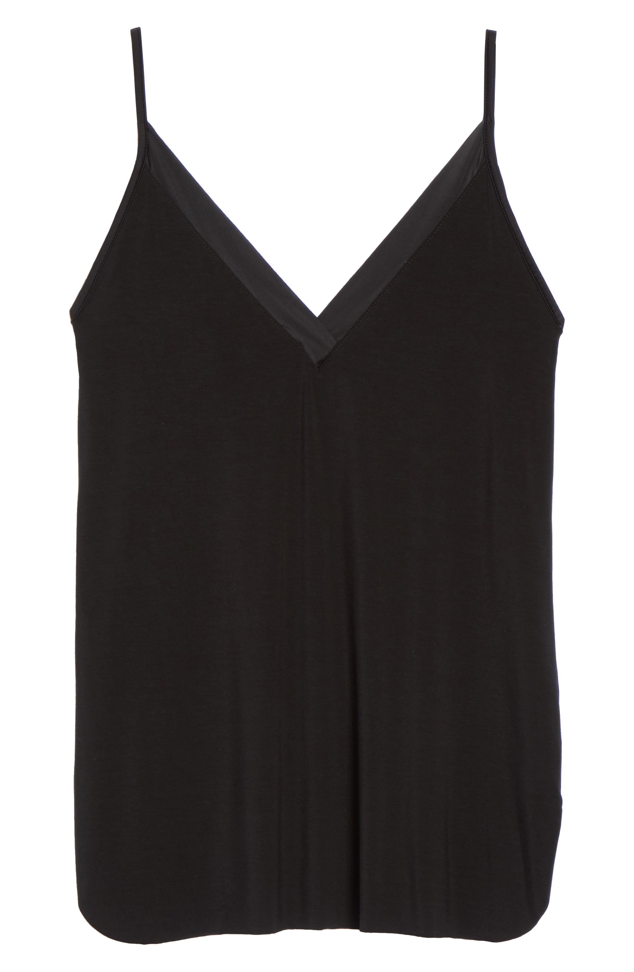 Butter Camisole,                             Alternate thumbnail 4, color,                             Midnight