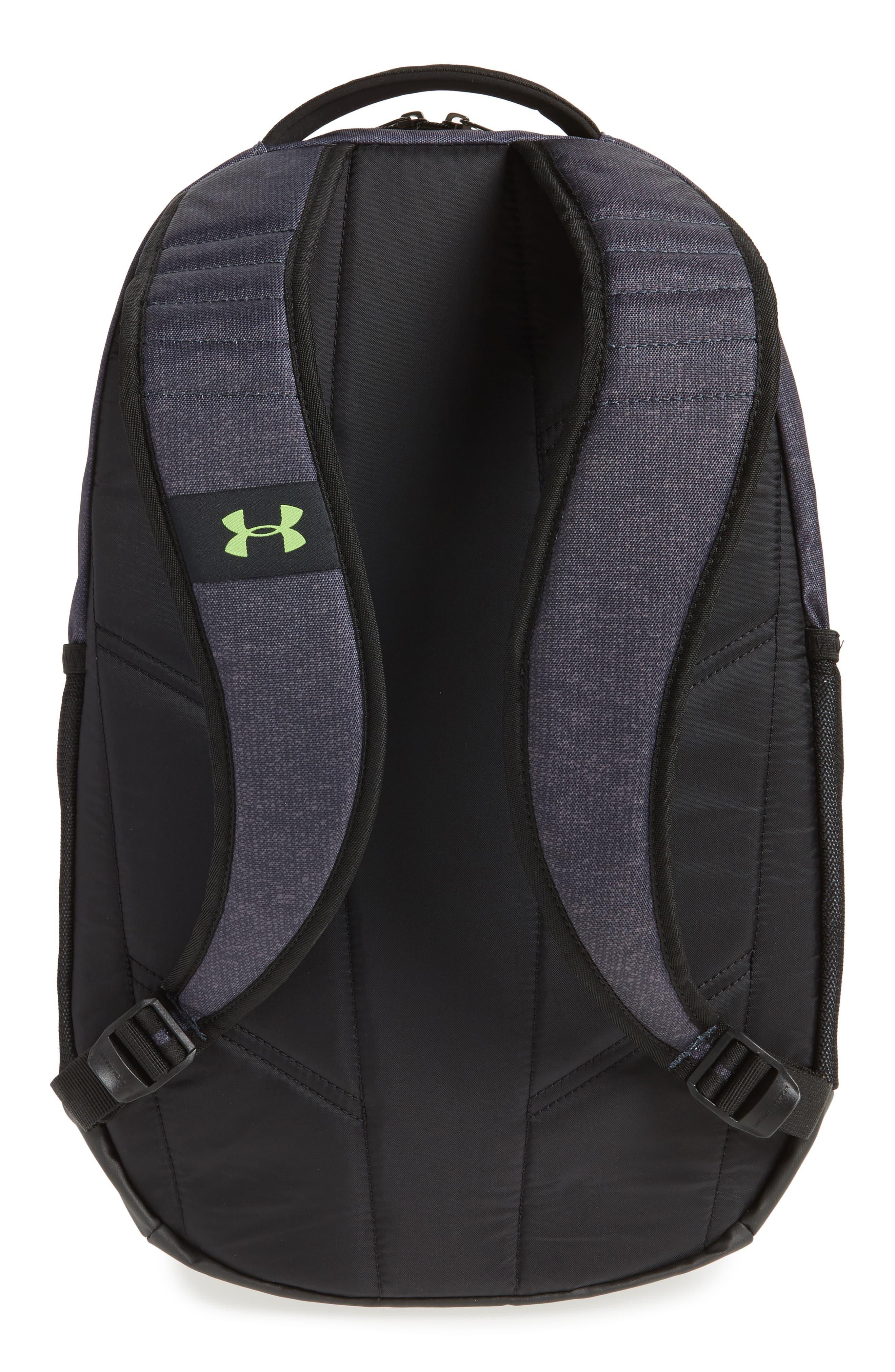 Alternate Image 2  - Under Armour Hustle 3.0 Backpack (Kids)