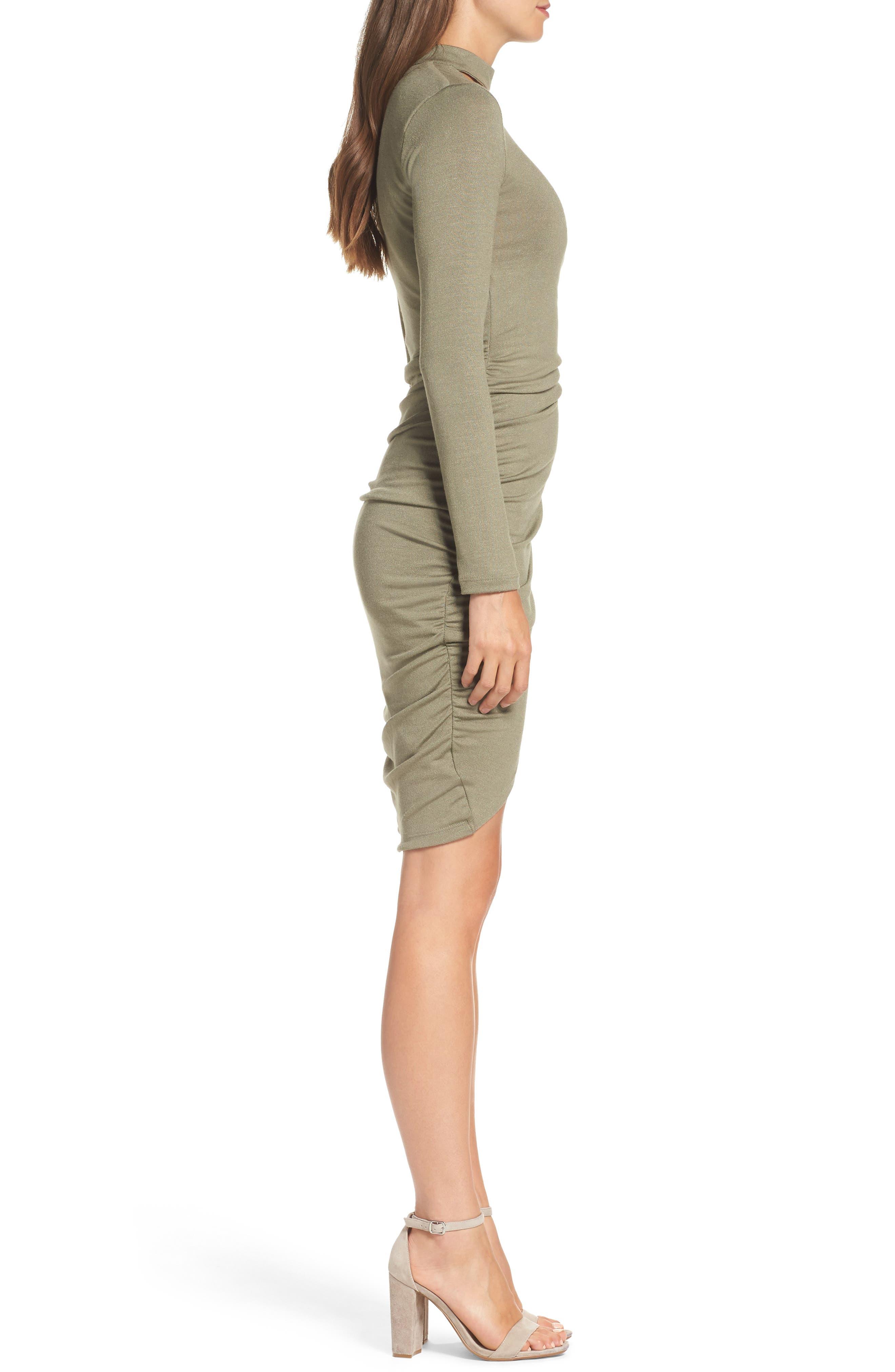 Alternate Image 3  - Bardot Alex Body-Con Dress