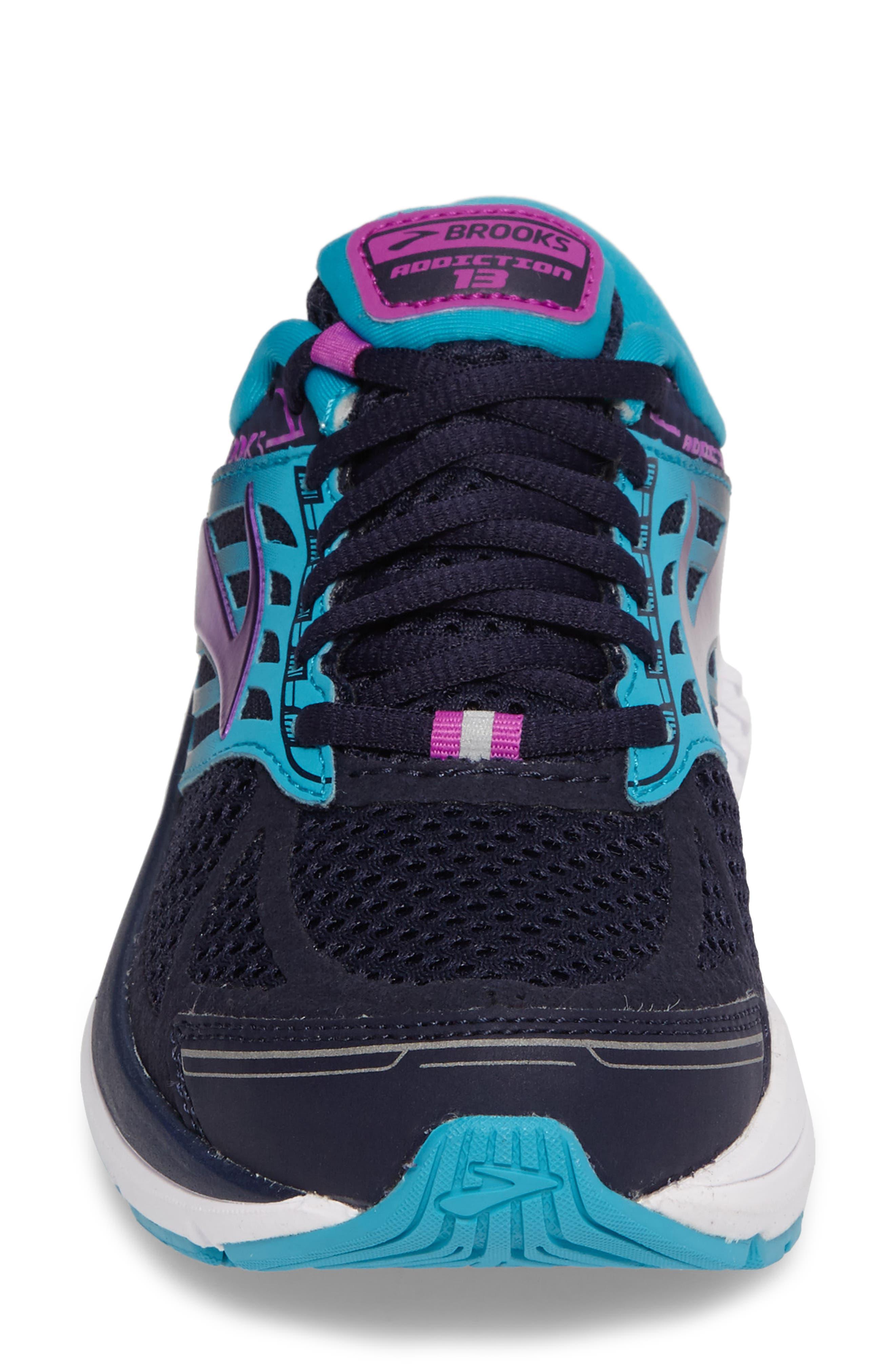 Alternate Image 4  - Brooks Addiction 13 Running Shoe (Women)