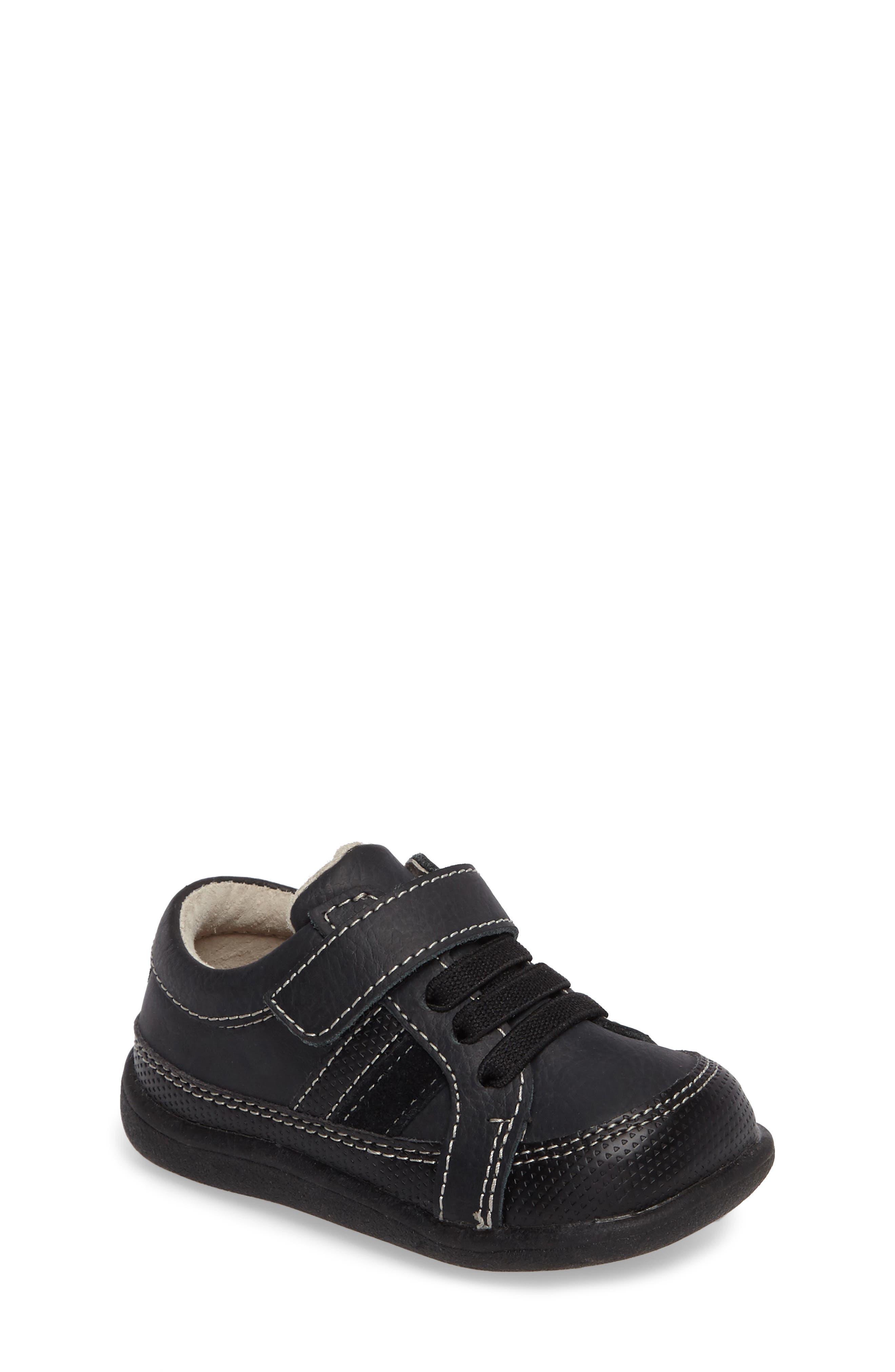 Randall II Sneaker,                             Main thumbnail 1, color,                             Black