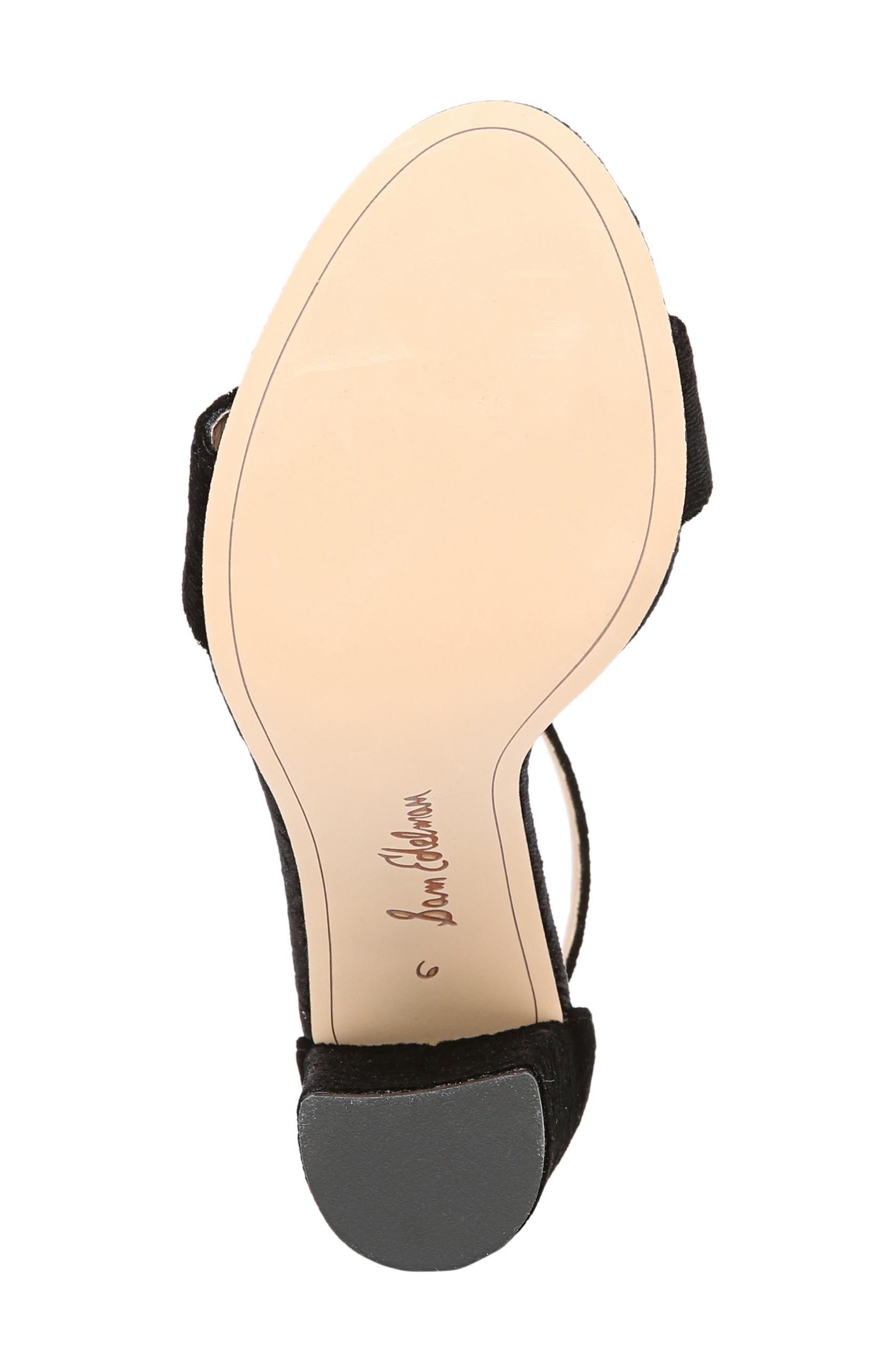 Alternate Image 5  - Sam Edelman Yaro Ankle Strap Sandal (Women)