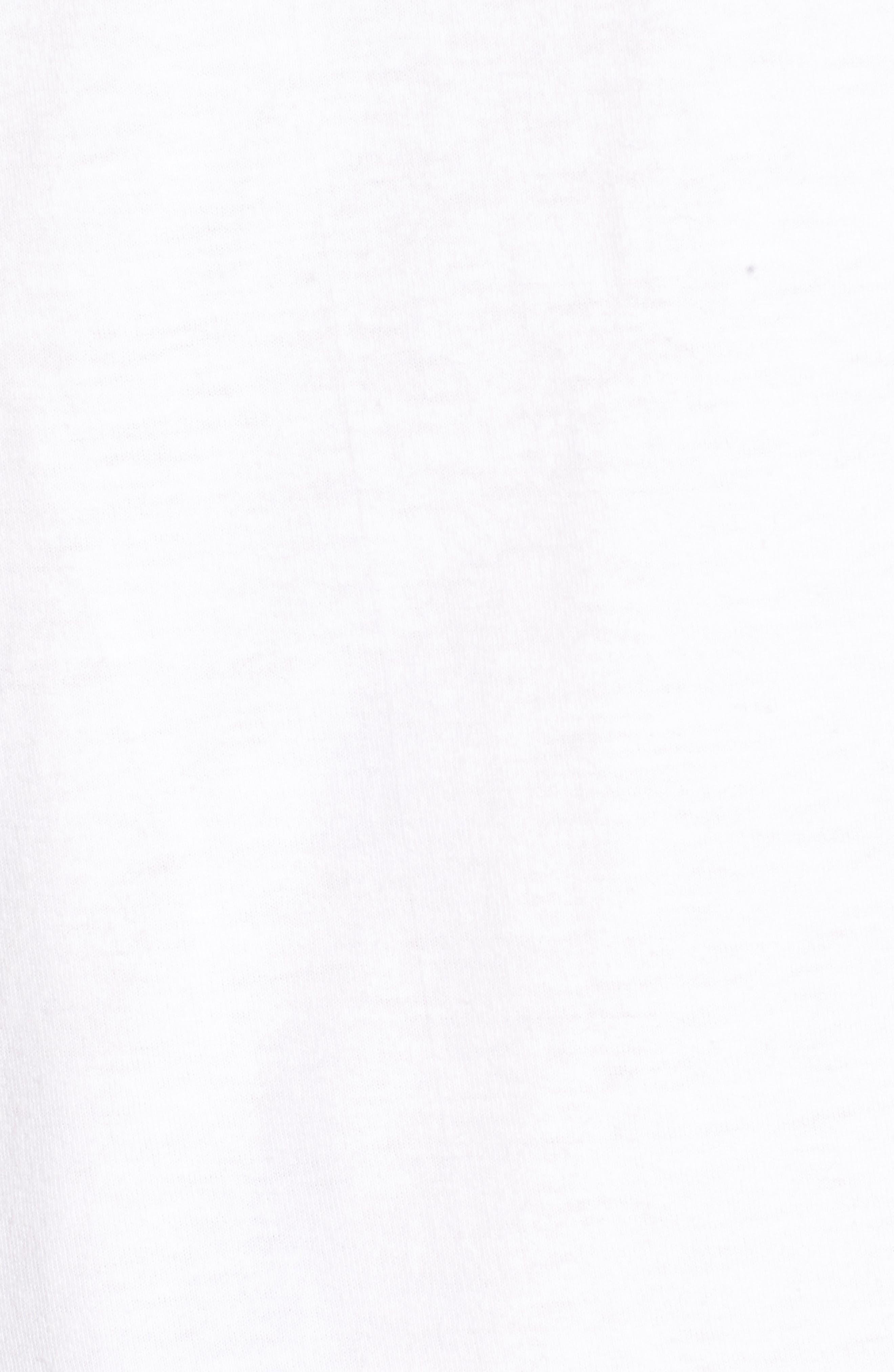 Alternate Image 5  - Altru Life Logo Long Sleeve T-Shirt