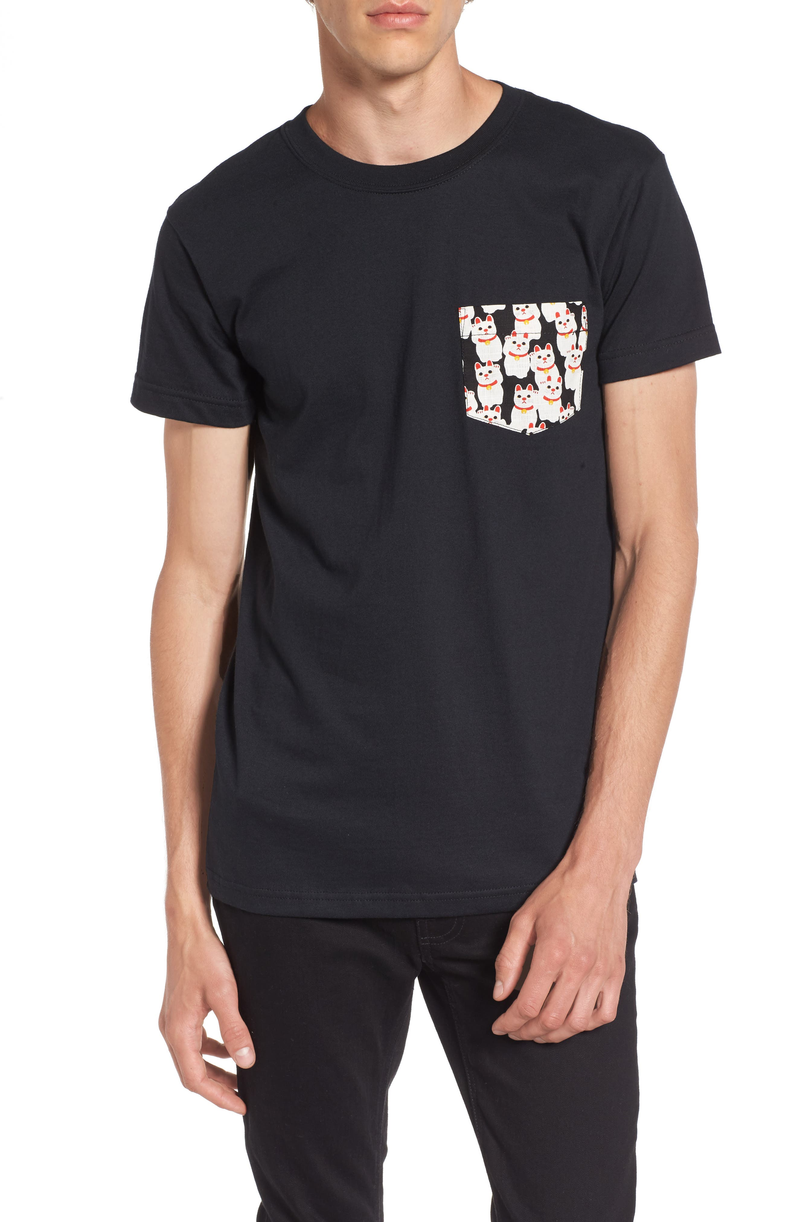 Naked & Famous Denim Pocket T-Shirt
