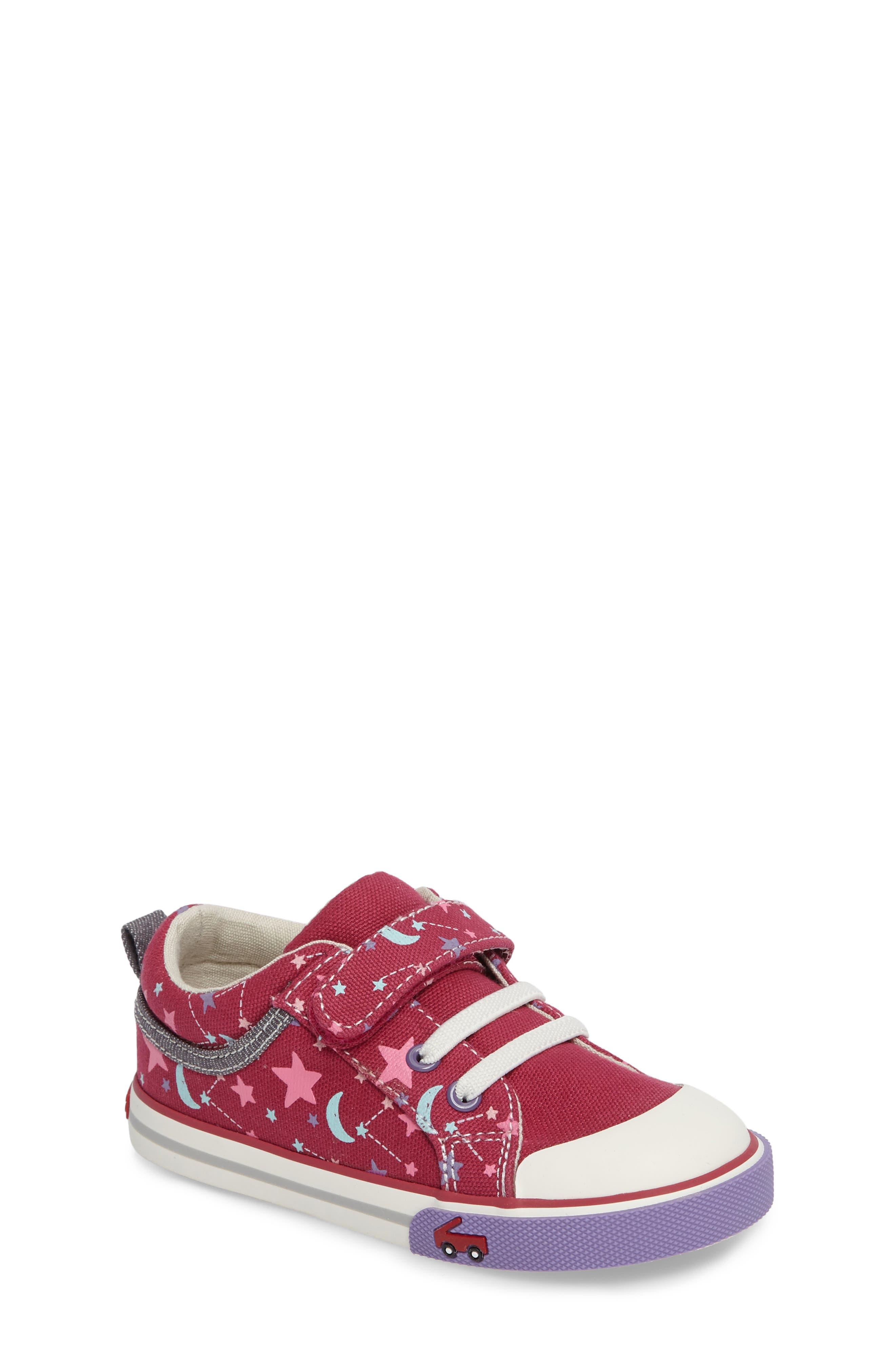 See Kai Run 'Kristin' Sneaker (Baby, Walker & Toddler)