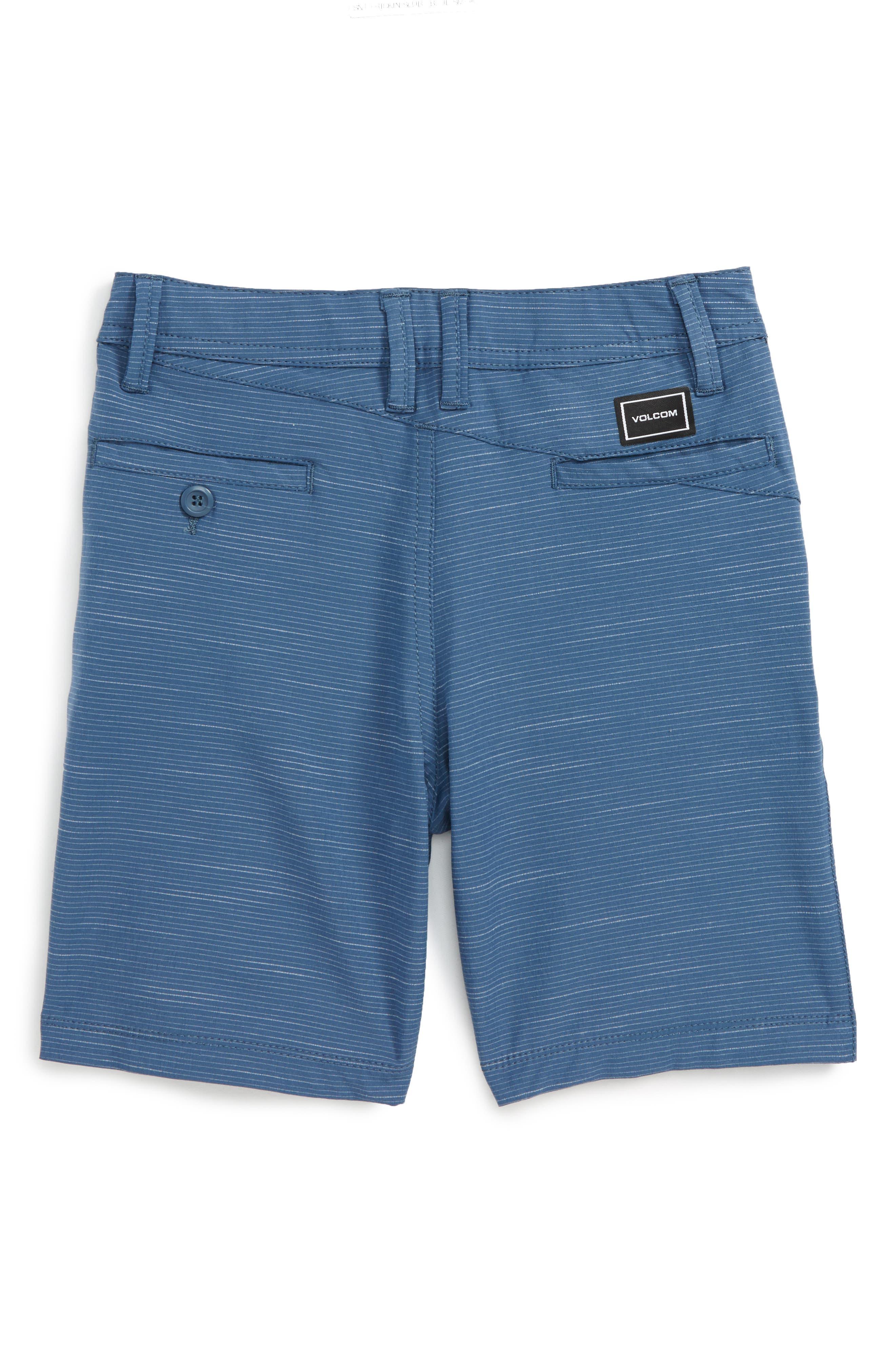 Alternate Image 2  - Volcom Surf N' Turf Hybrid Shorts (Toddler Boys & Little Boys)