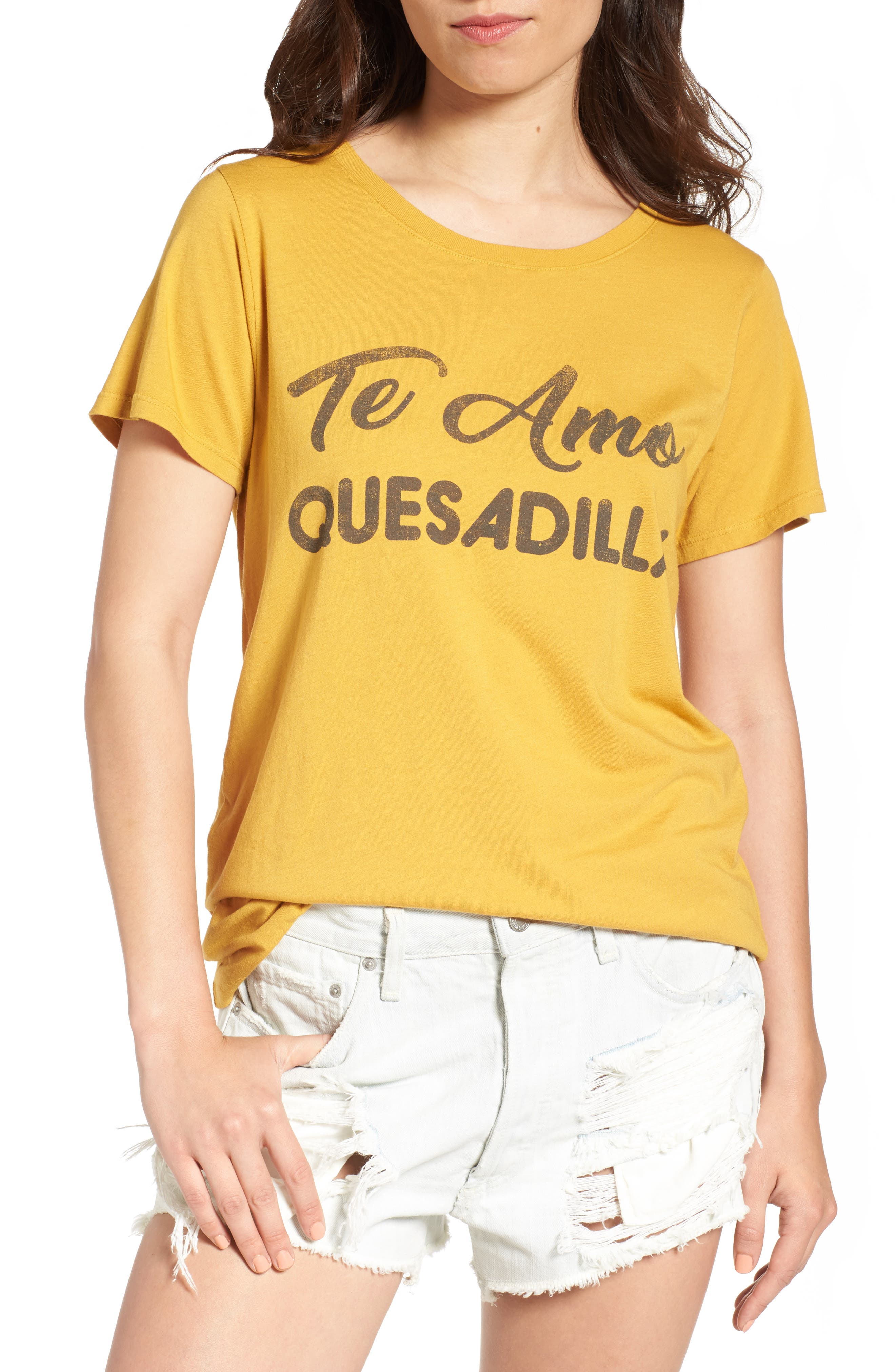Main Image - Daydreamer Te Amo Quesadilla