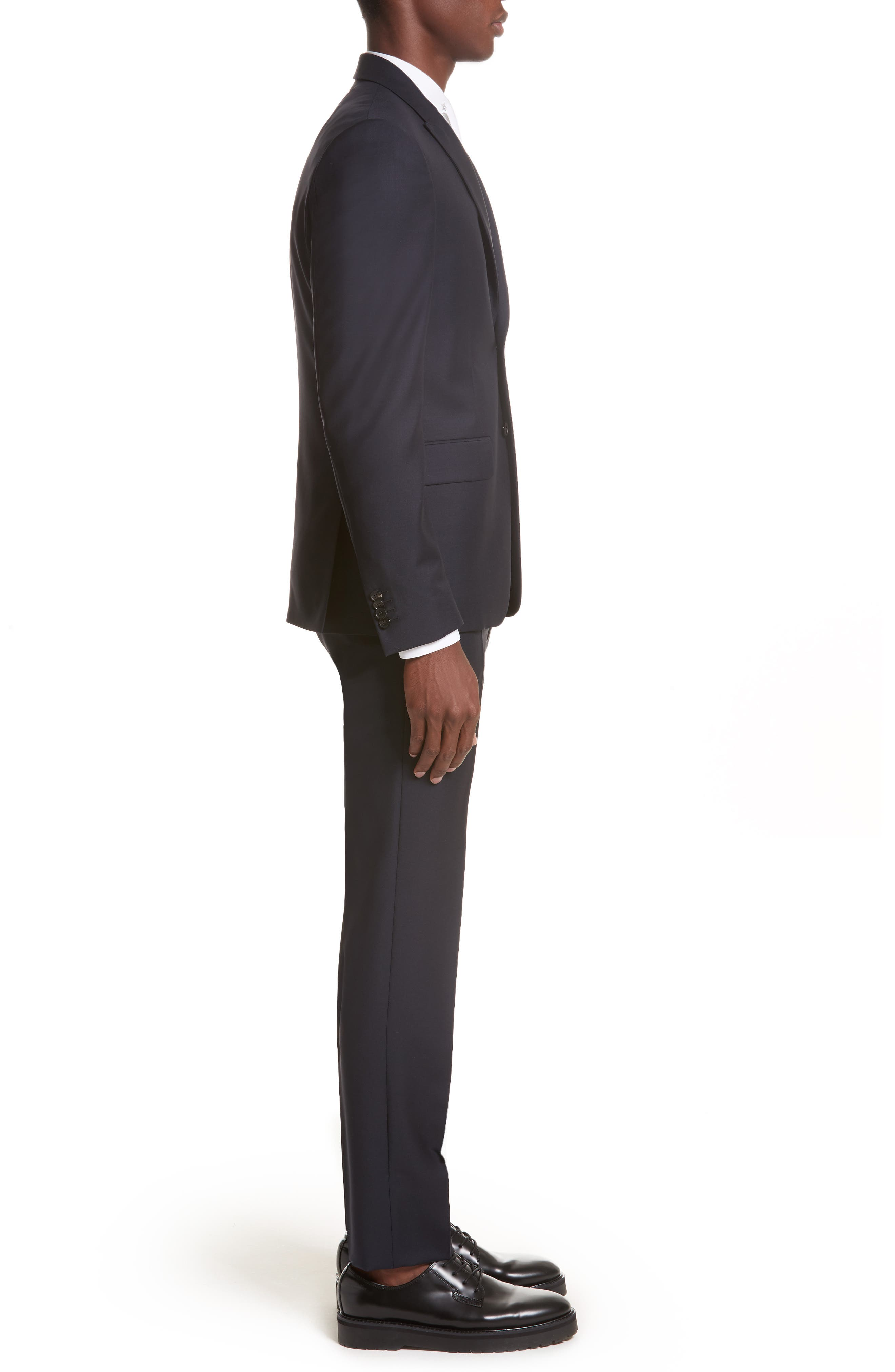 Alternate Image 3  - Givenchy Wool & Mohair Suit