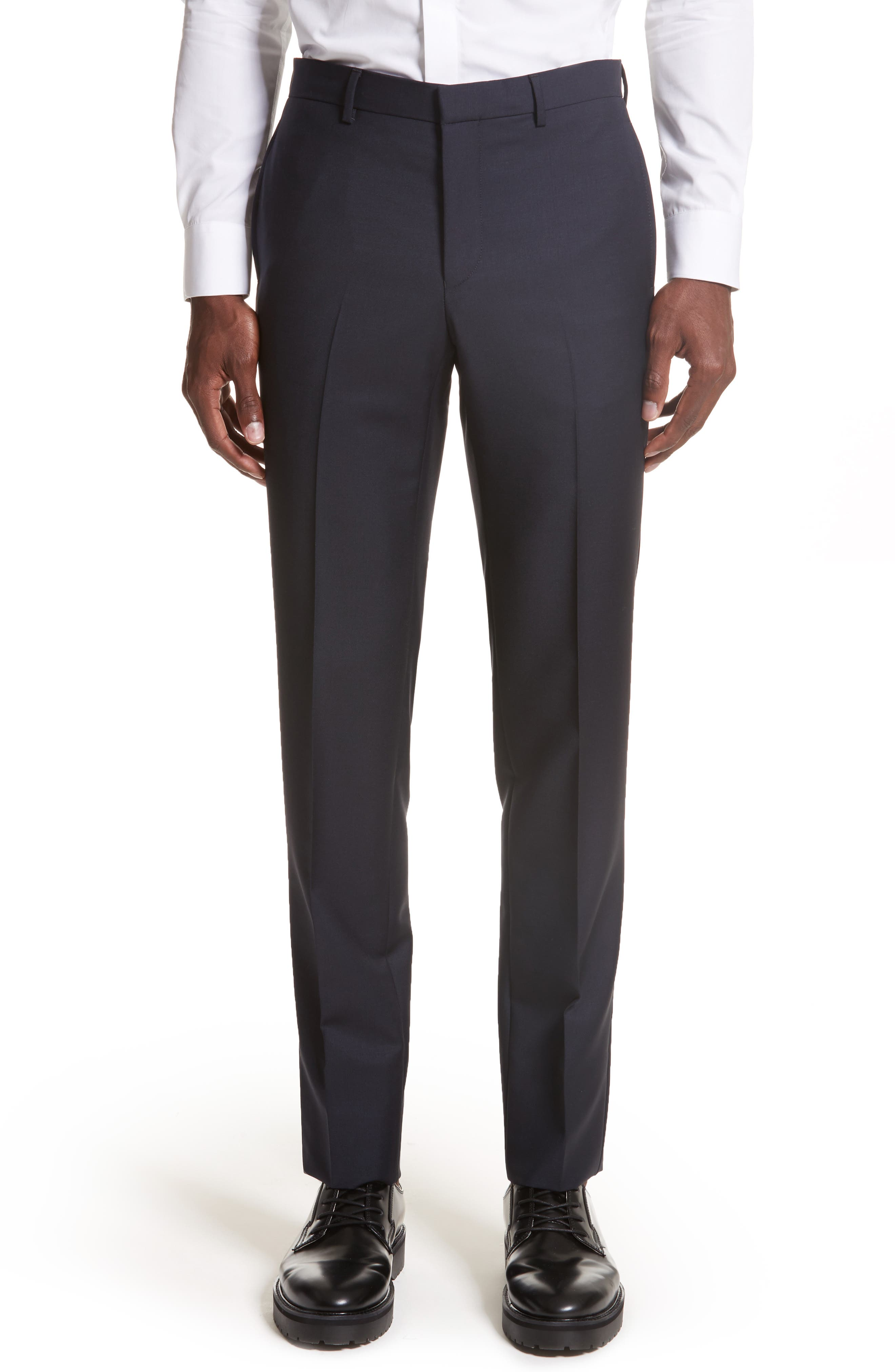 Alternate Image 6  - Givenchy Wool & Mohair Suit