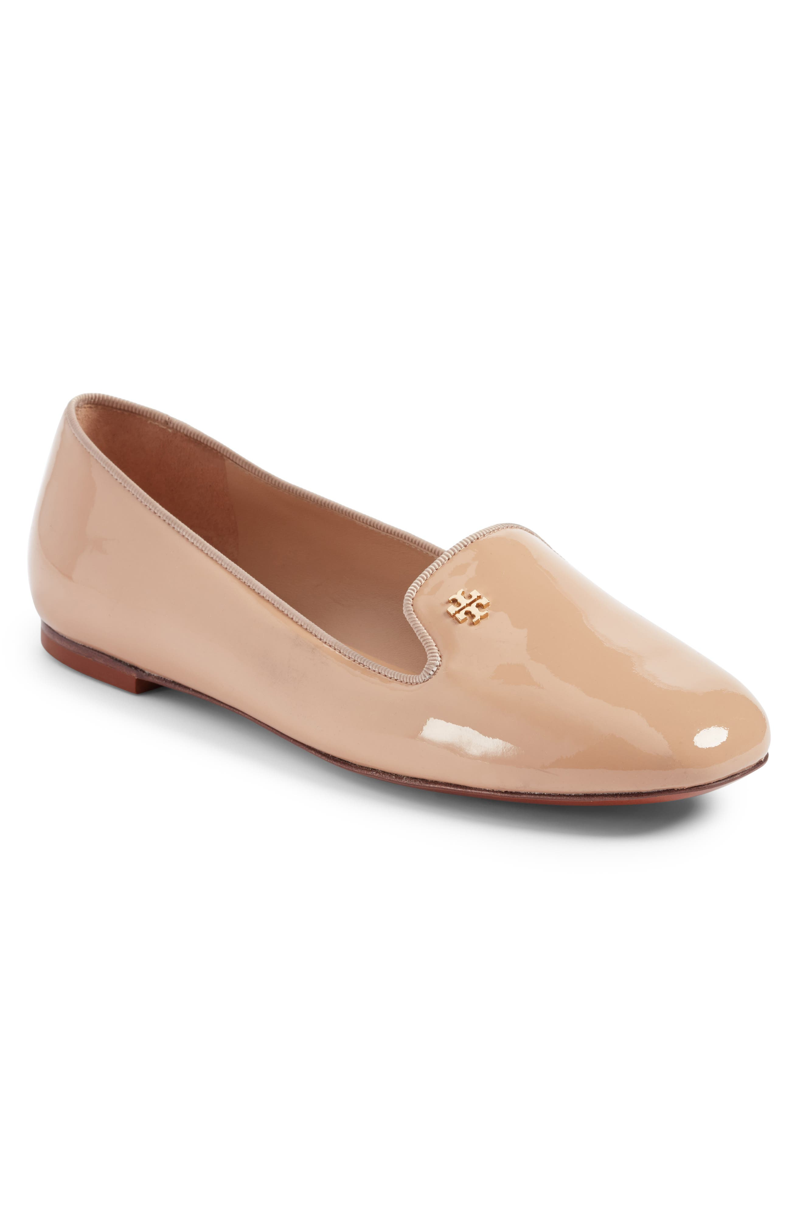 Samantha Loafer,                             Main thumbnail 1, color,                             Tory Beige