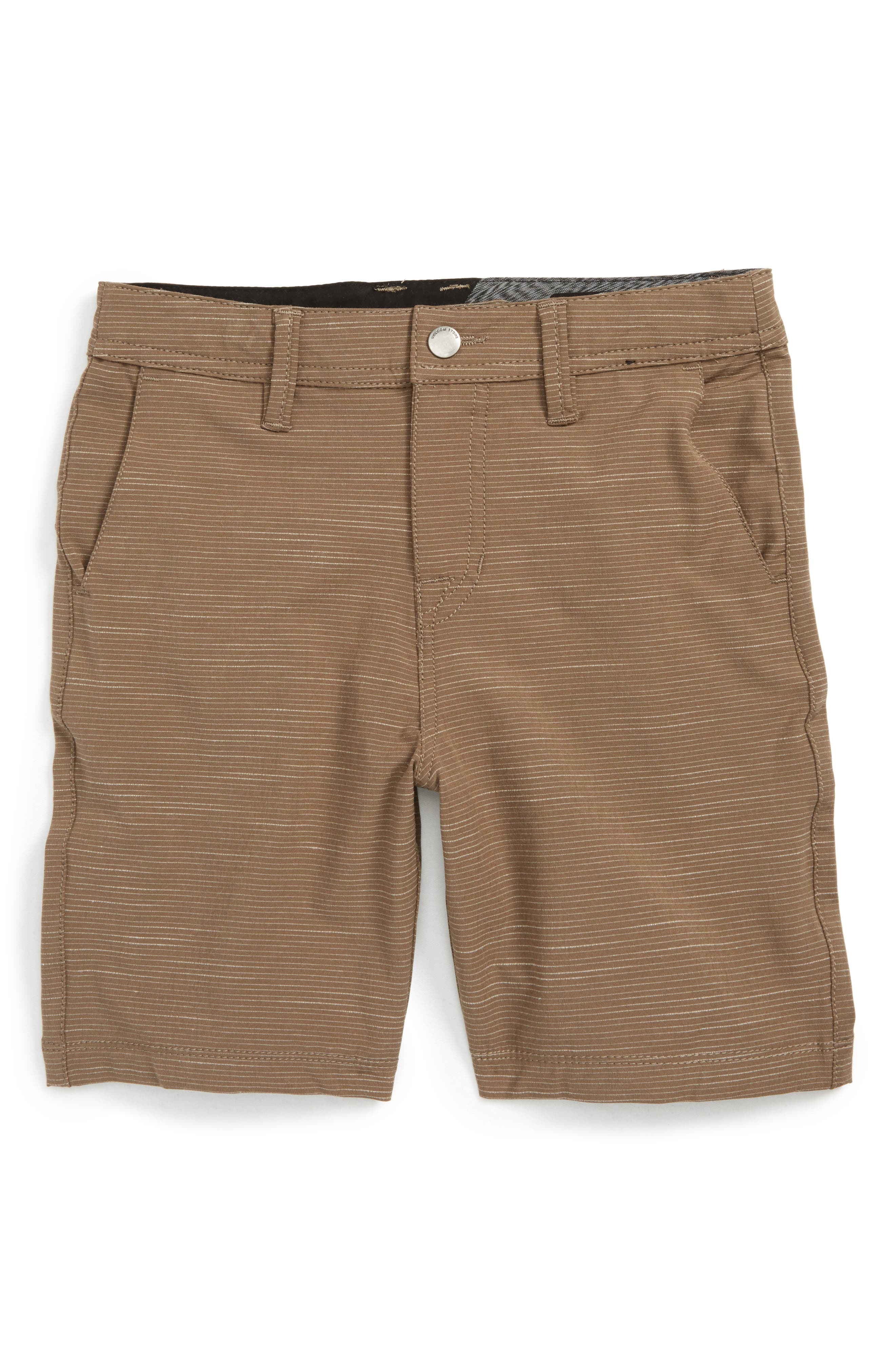 Volcom Surf N' Turf Hybrid Shorts (Toddler Boys & Little Boys)