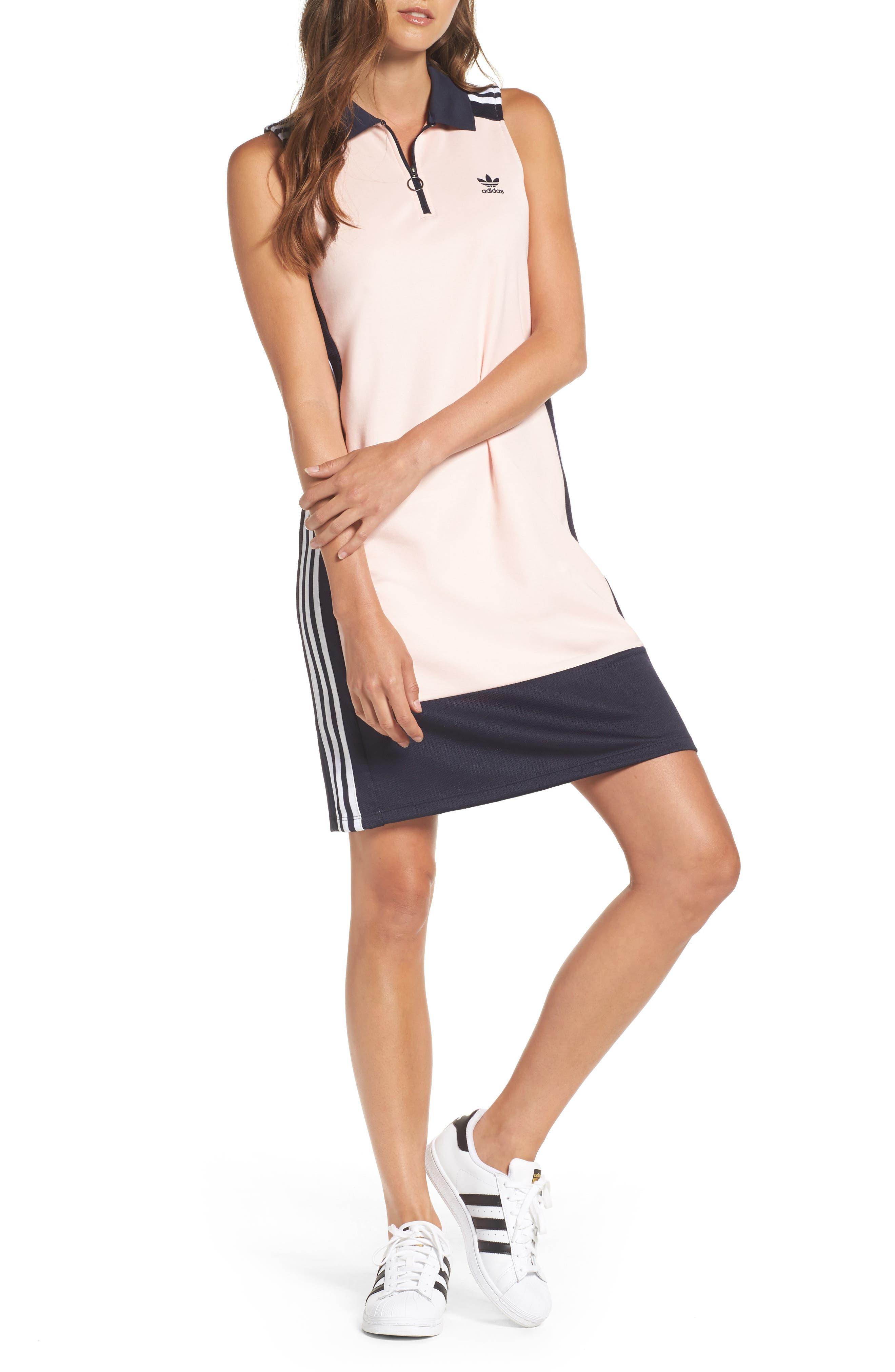 Main Image - adidas Originals Osaka Tank Dress