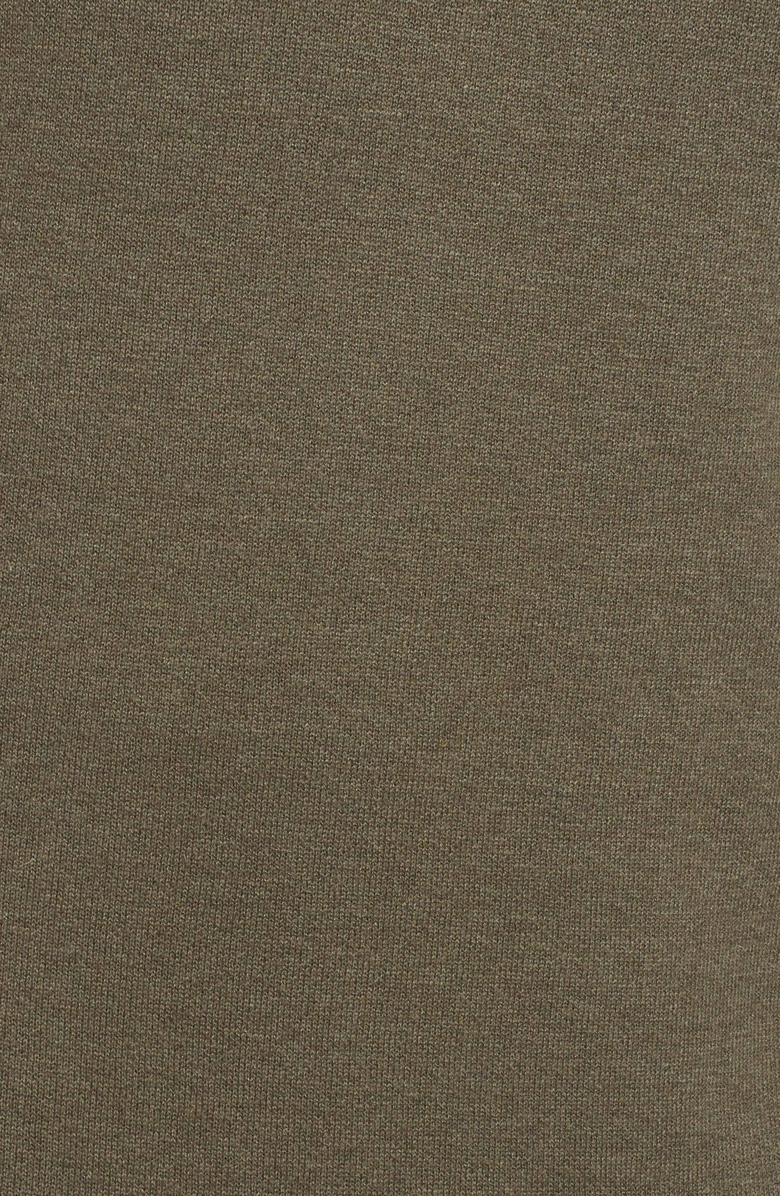 Alternate Image 5  - Nordstrom Signature Ruffle Hem Cashmere Blend Tunic