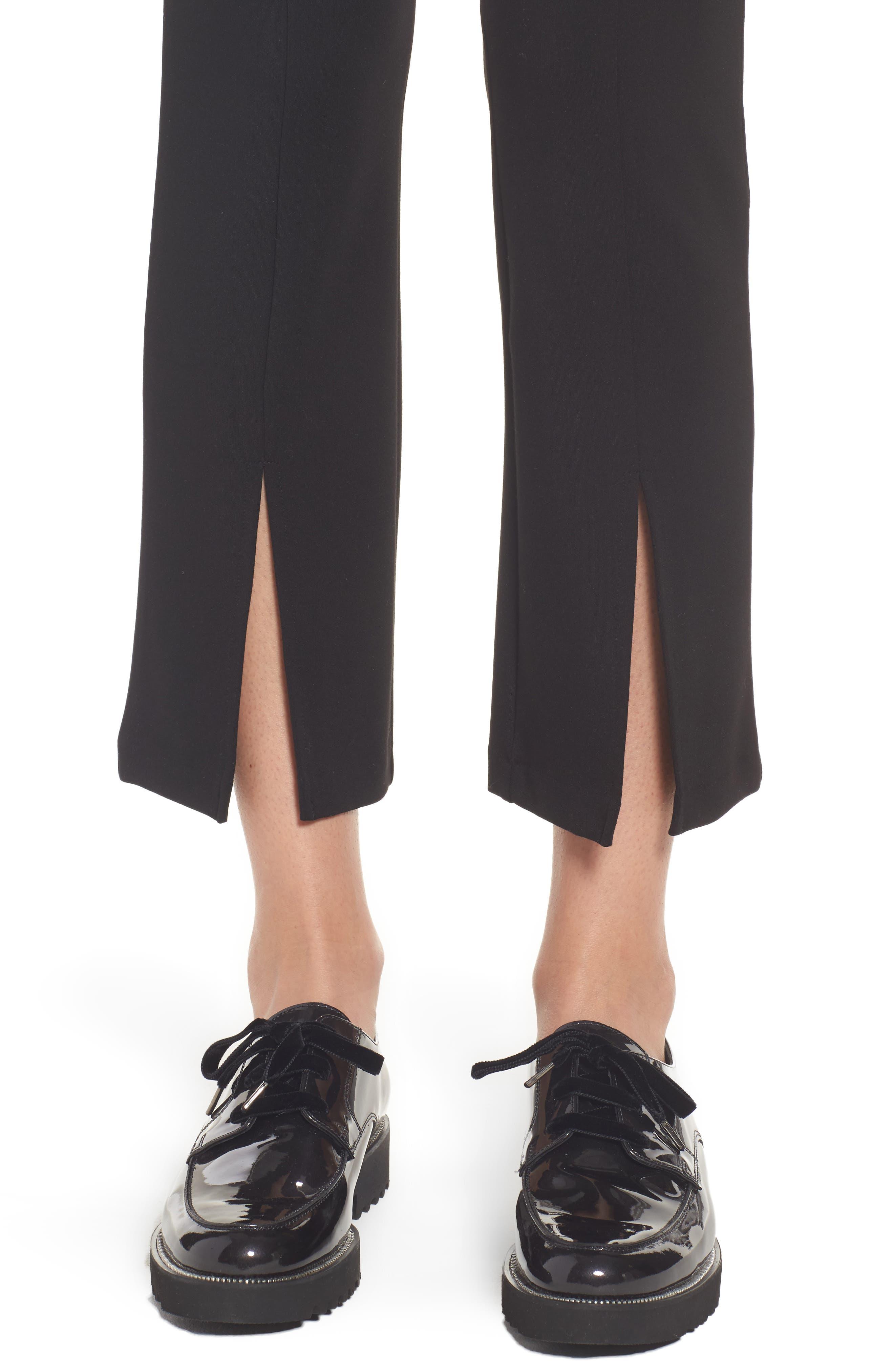 Alternate Image 4  - Leith Split Hem Ponte Pants