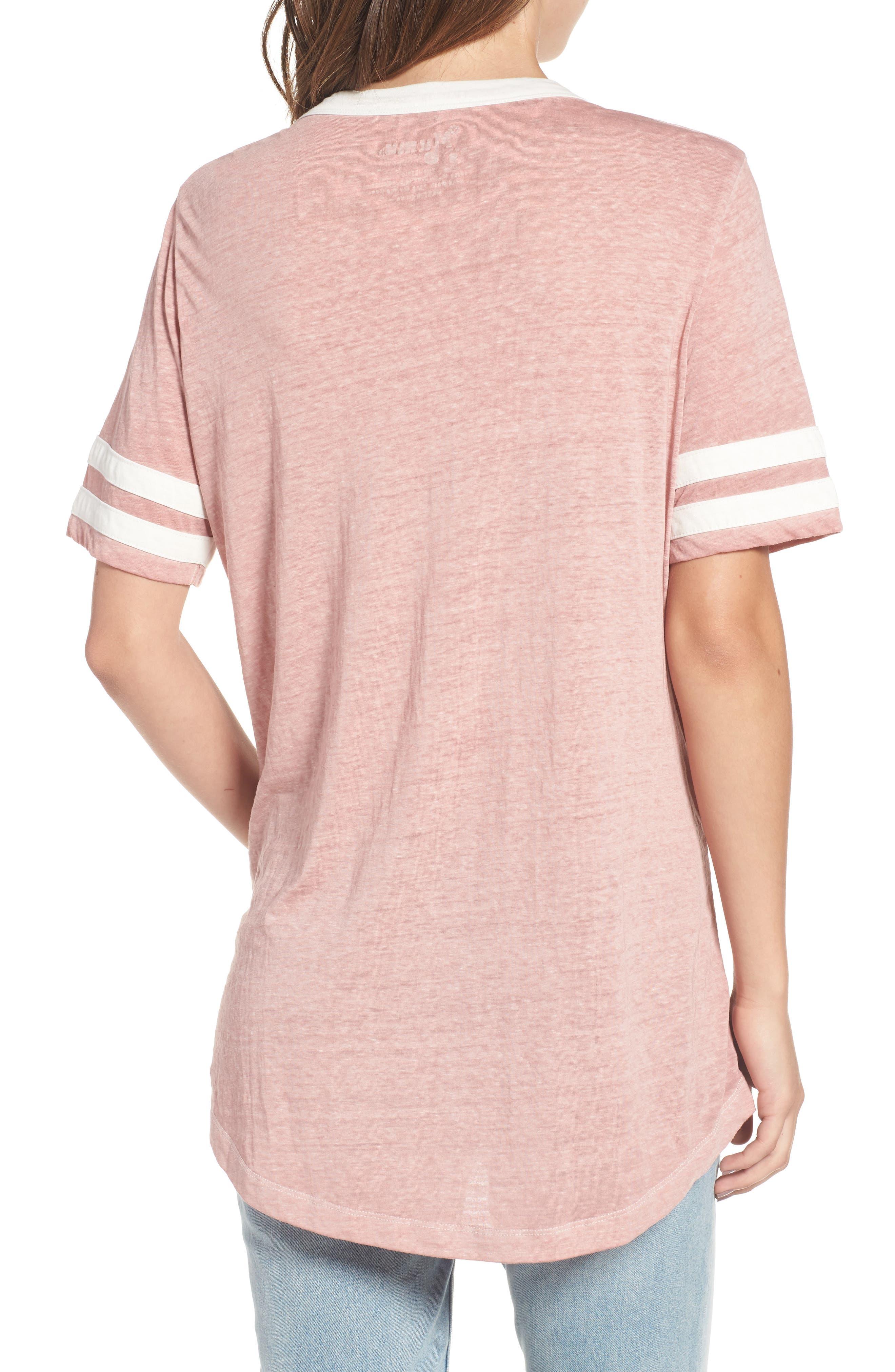 Alternate Image 2  - Show Me Your Mumu Boyfriend Cuddle T-Shirt
