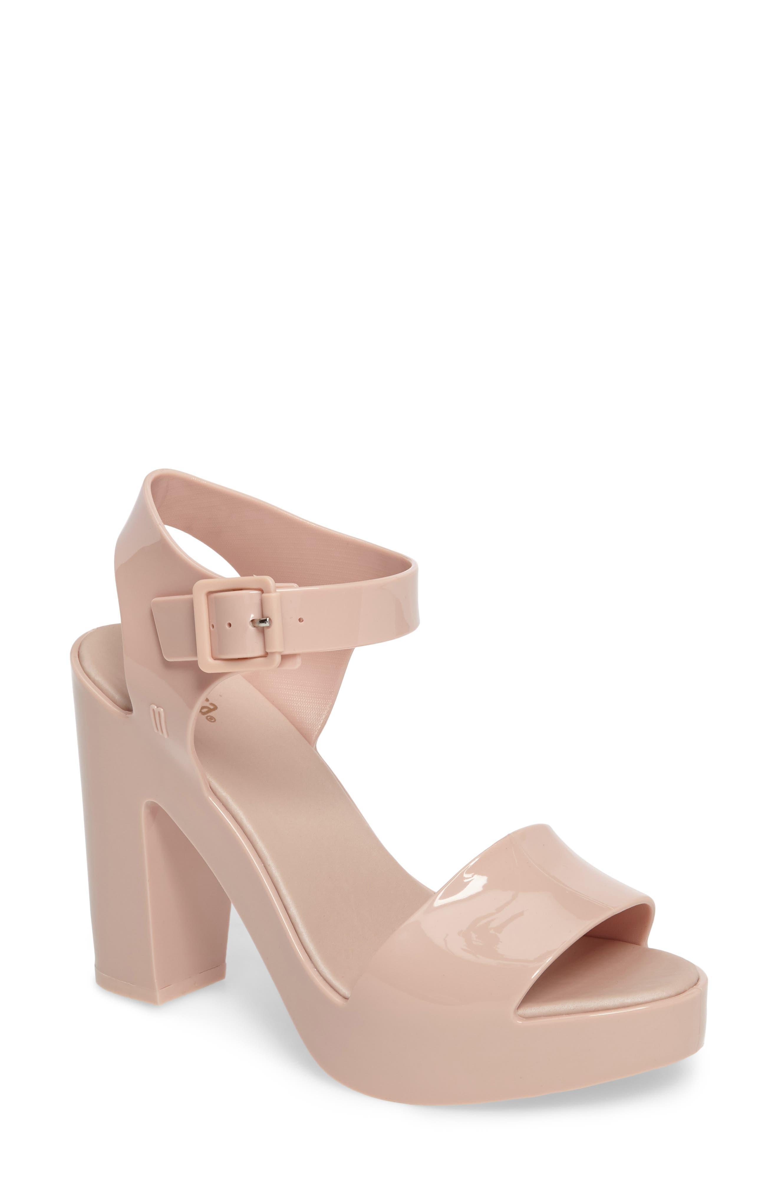 Main Image - Melissa Mar Platform Sandal (Women)