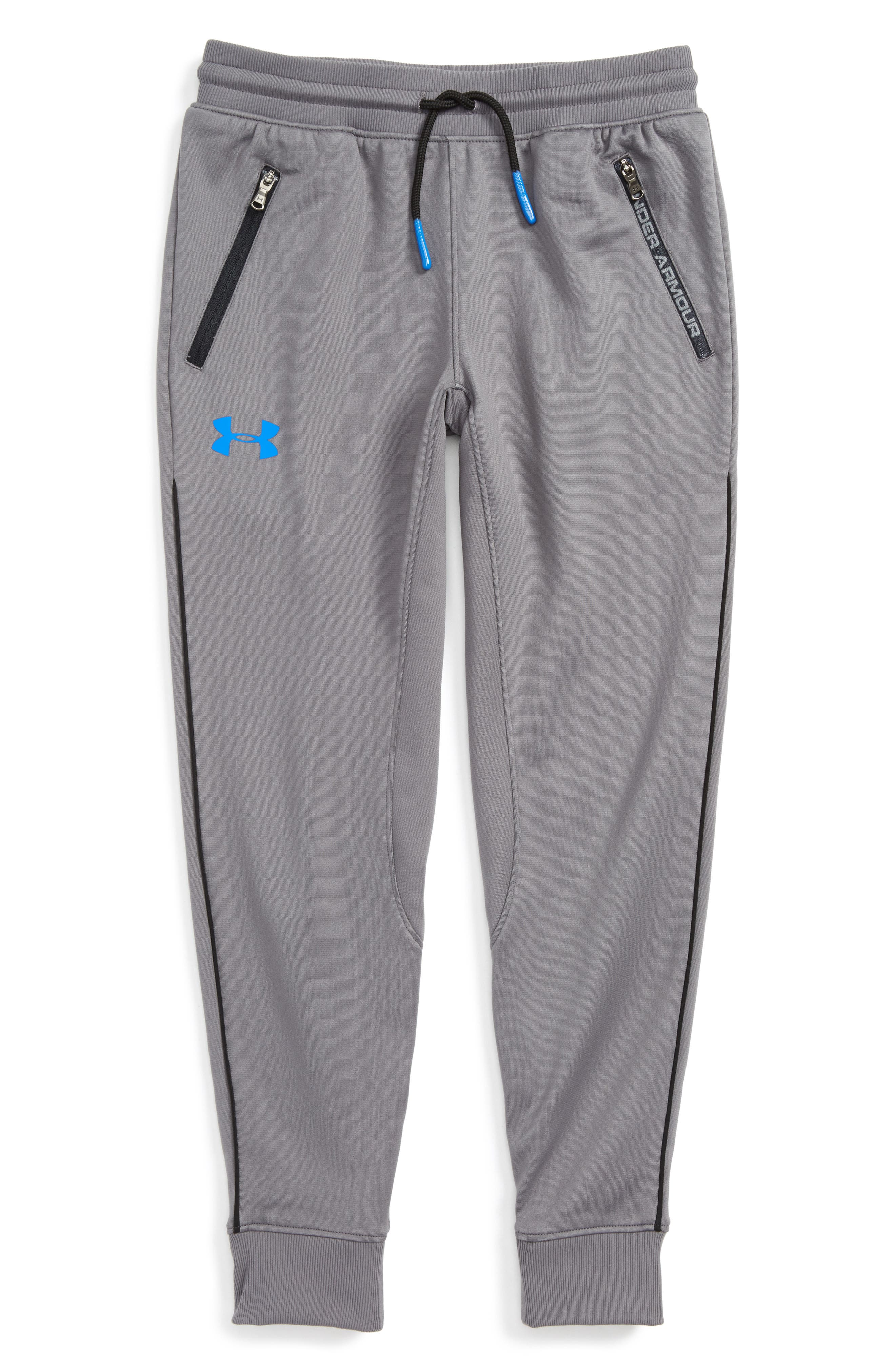 Alternate Image 1 Selected - Under Armour 'Pennant' Tapered Pants (Little Boys & Big Boys)