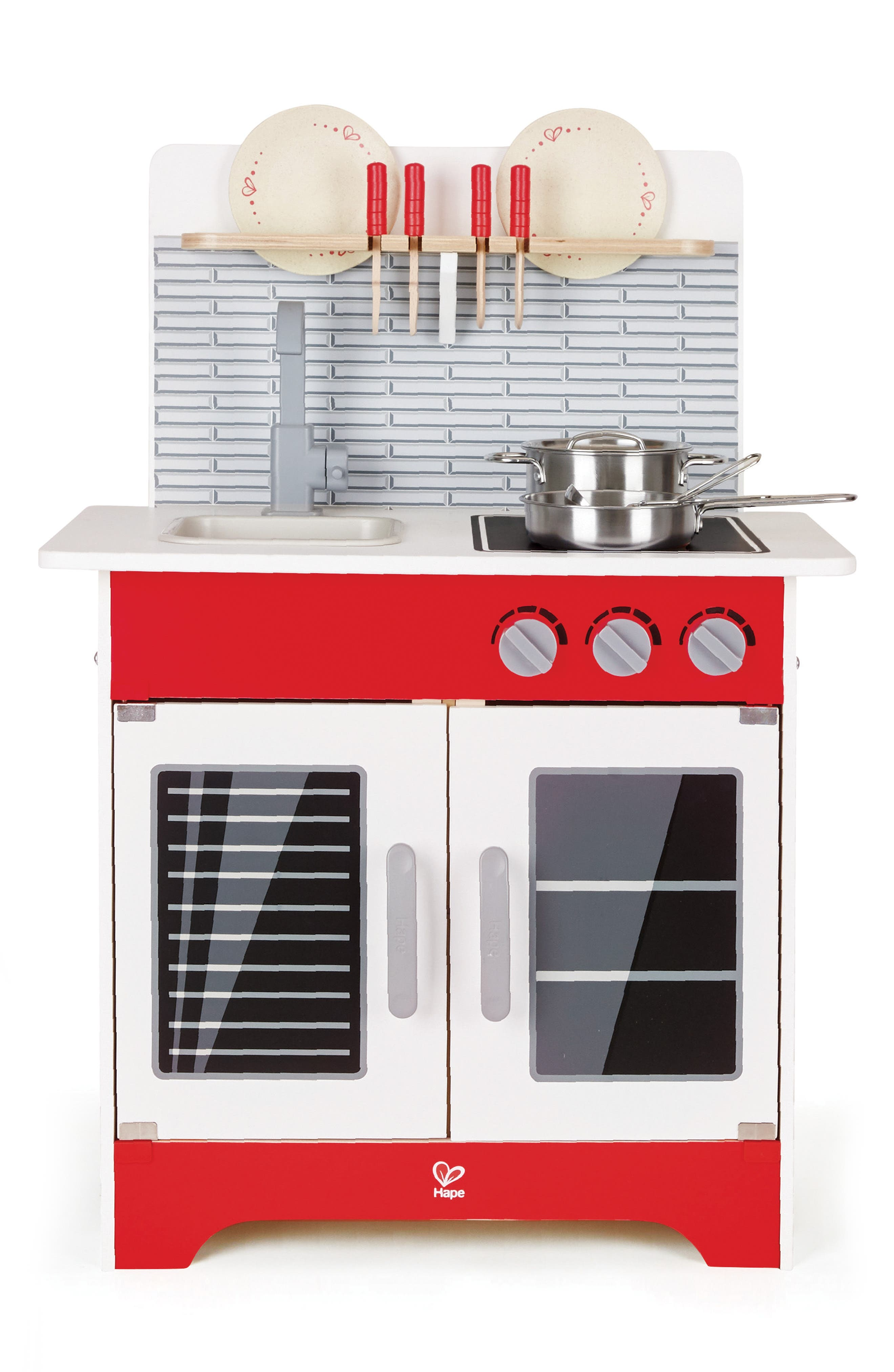 City Cafe Play Kitchen,                         Main,                         color, White