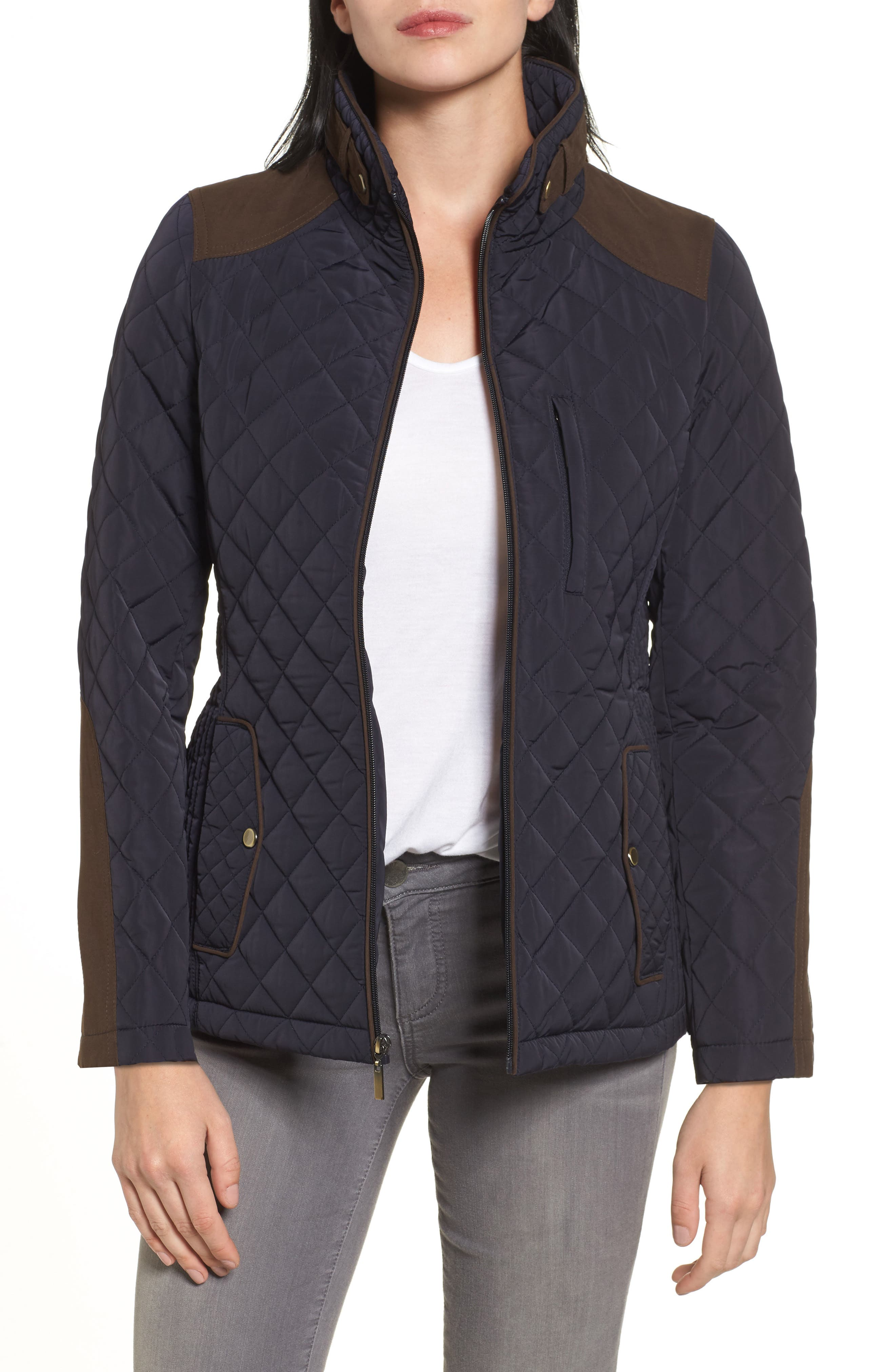 Alternate Image 1 Selected - Gallery Insulated Jacket