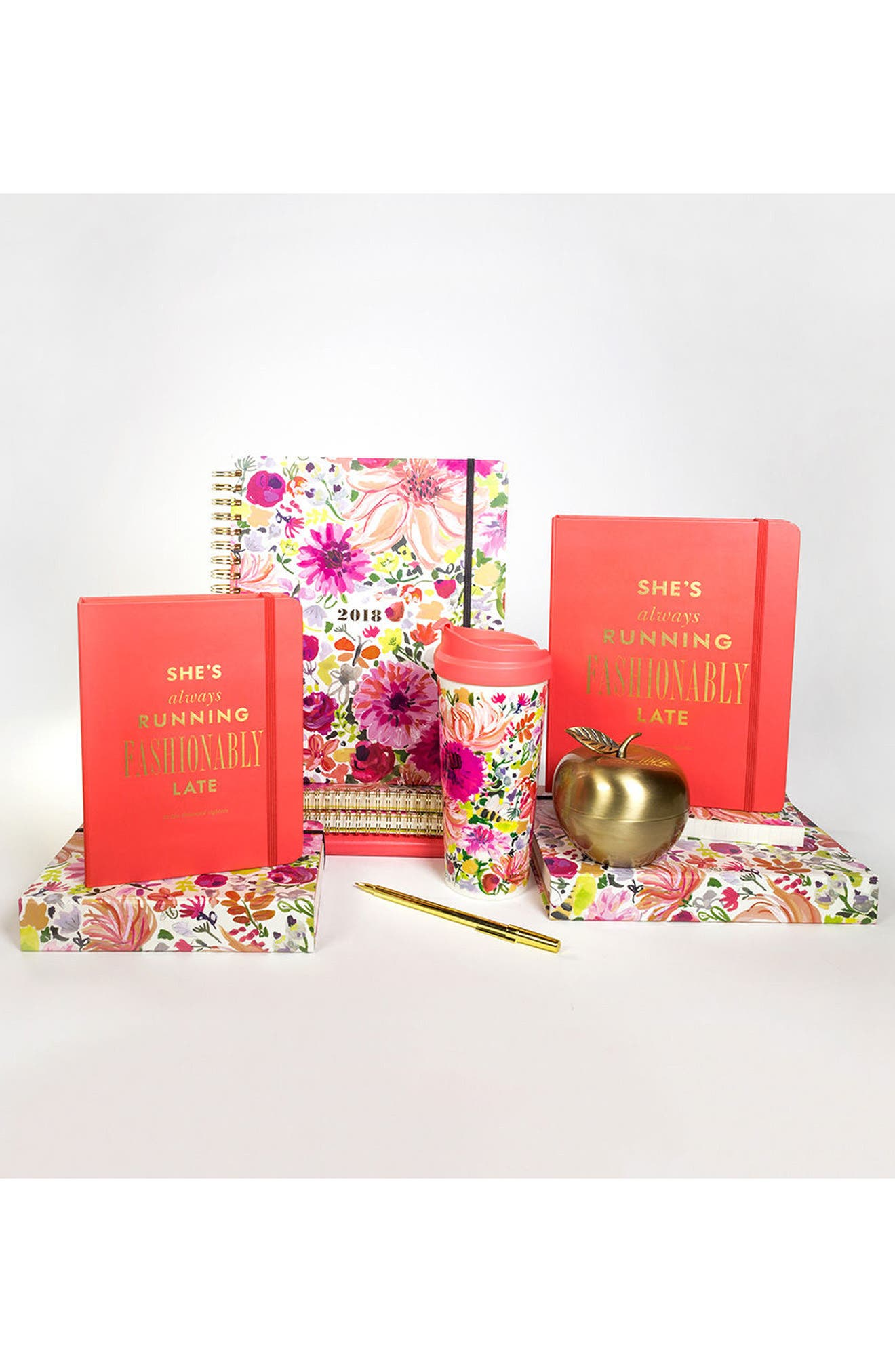 Alternate Image 3  - kate spade new york medium 17-month agenda