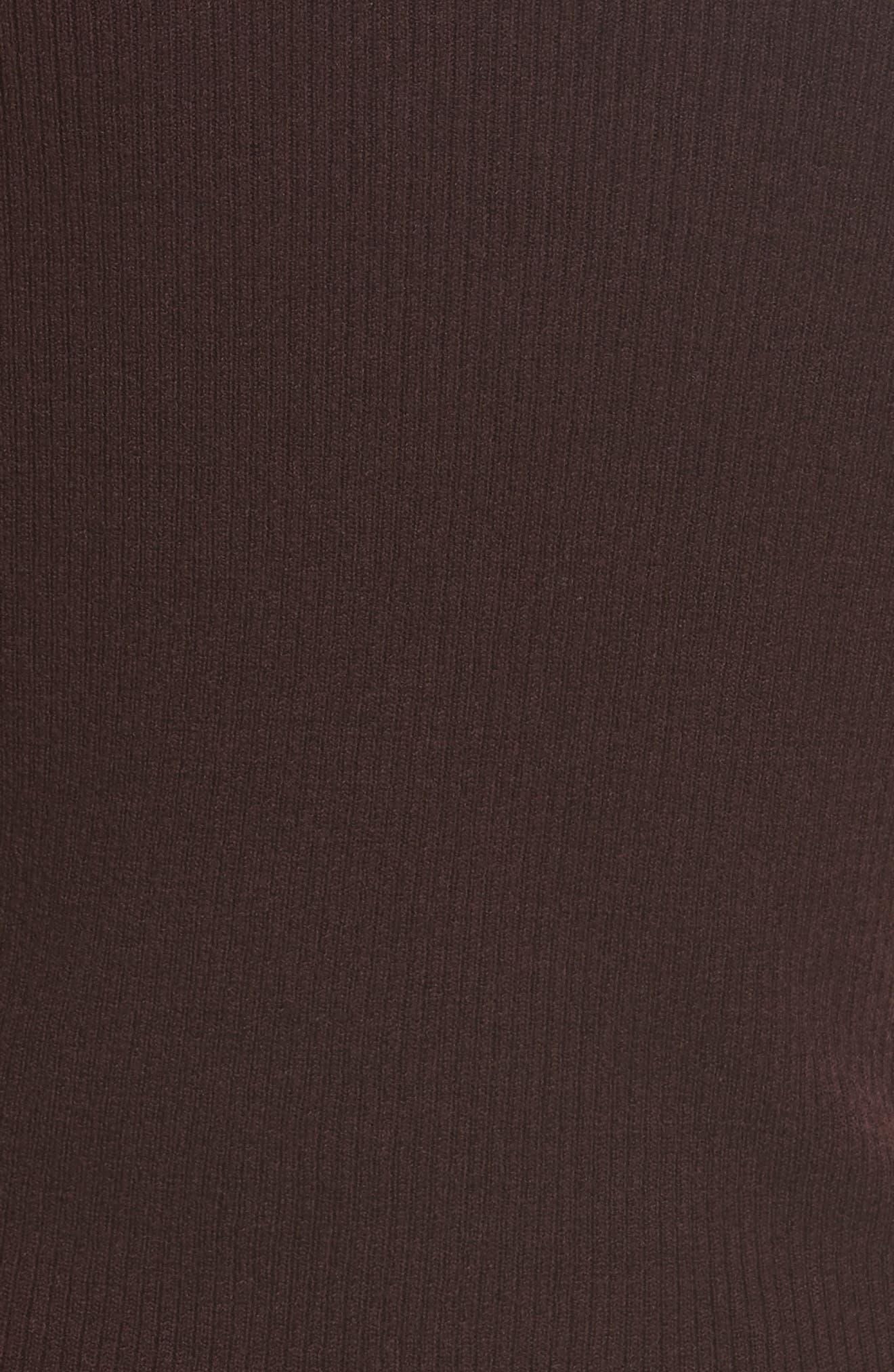 Alternate Image 5  - A.L.C. Lewis Merino Wool Blend Sweater