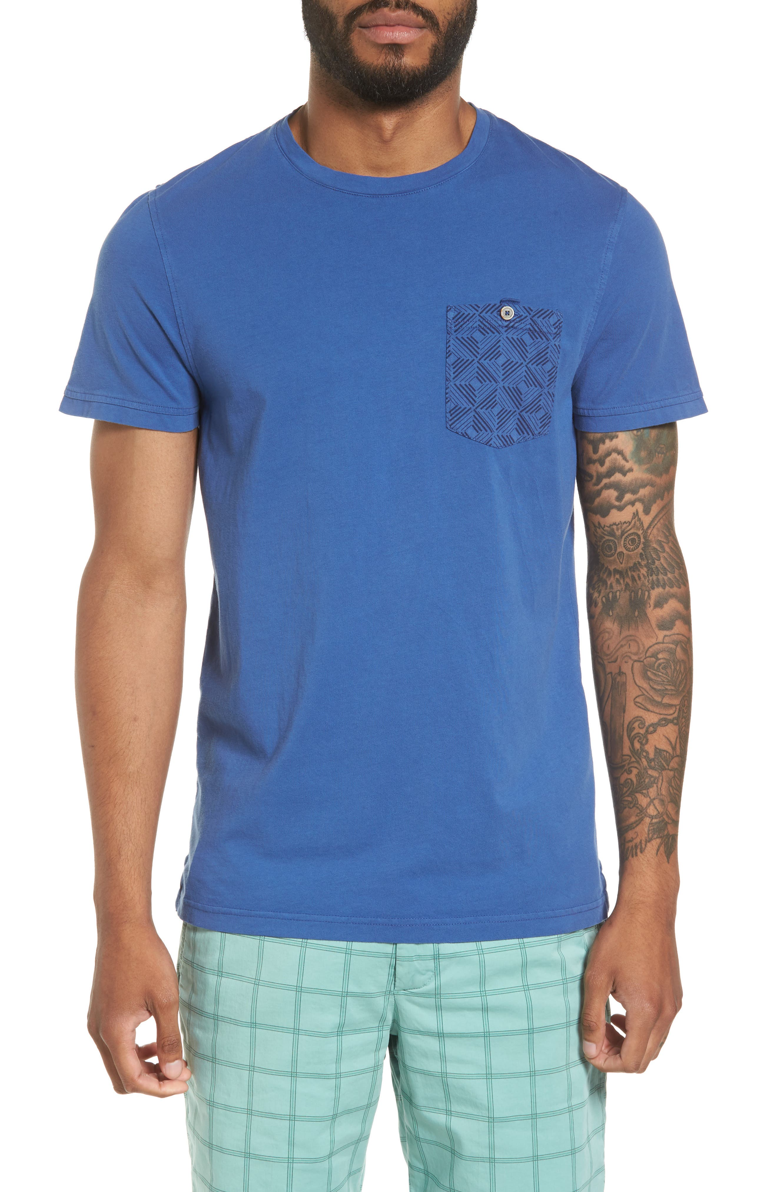 TED BAKER LONDON Bothy Modern Slim Fit T-Shirt
