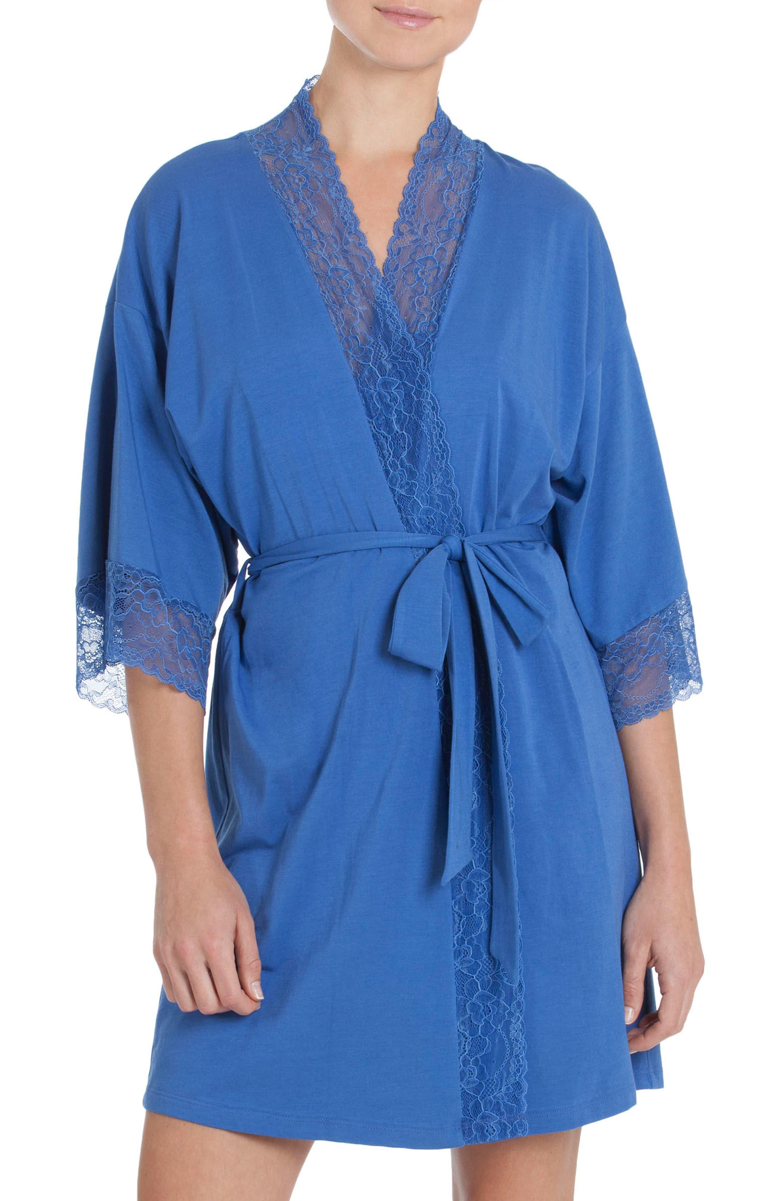 Short Wrap,                         Main,                         color, Slate Blue
