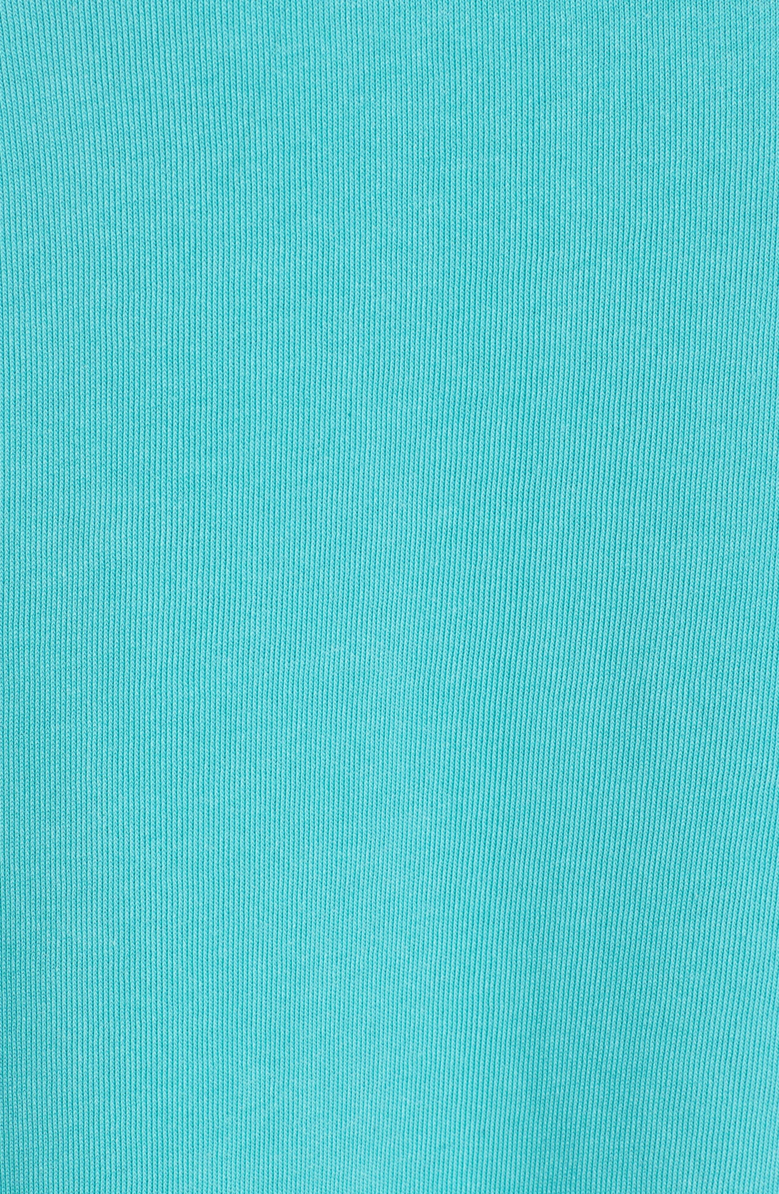 Heirlooms Sommers Sweatshirt,                             Alternate thumbnail 6, color,                             Trance Teal