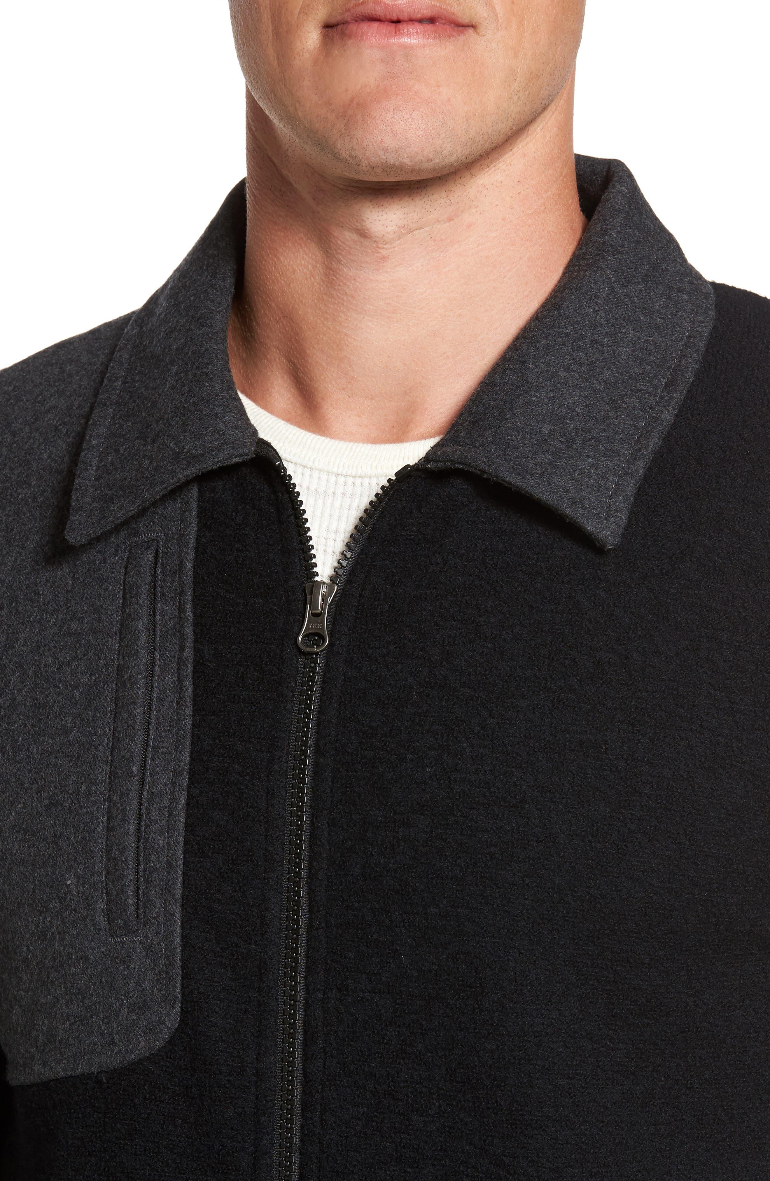 Alternate Image 4  - ibex Scout Around Merino Wool Blend Shirt Jacket