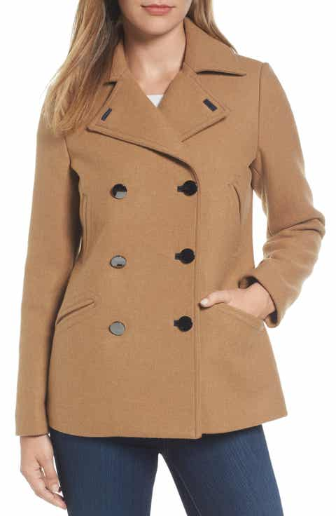 Women's Double Breasted Coats & Jackets | Nordstrom