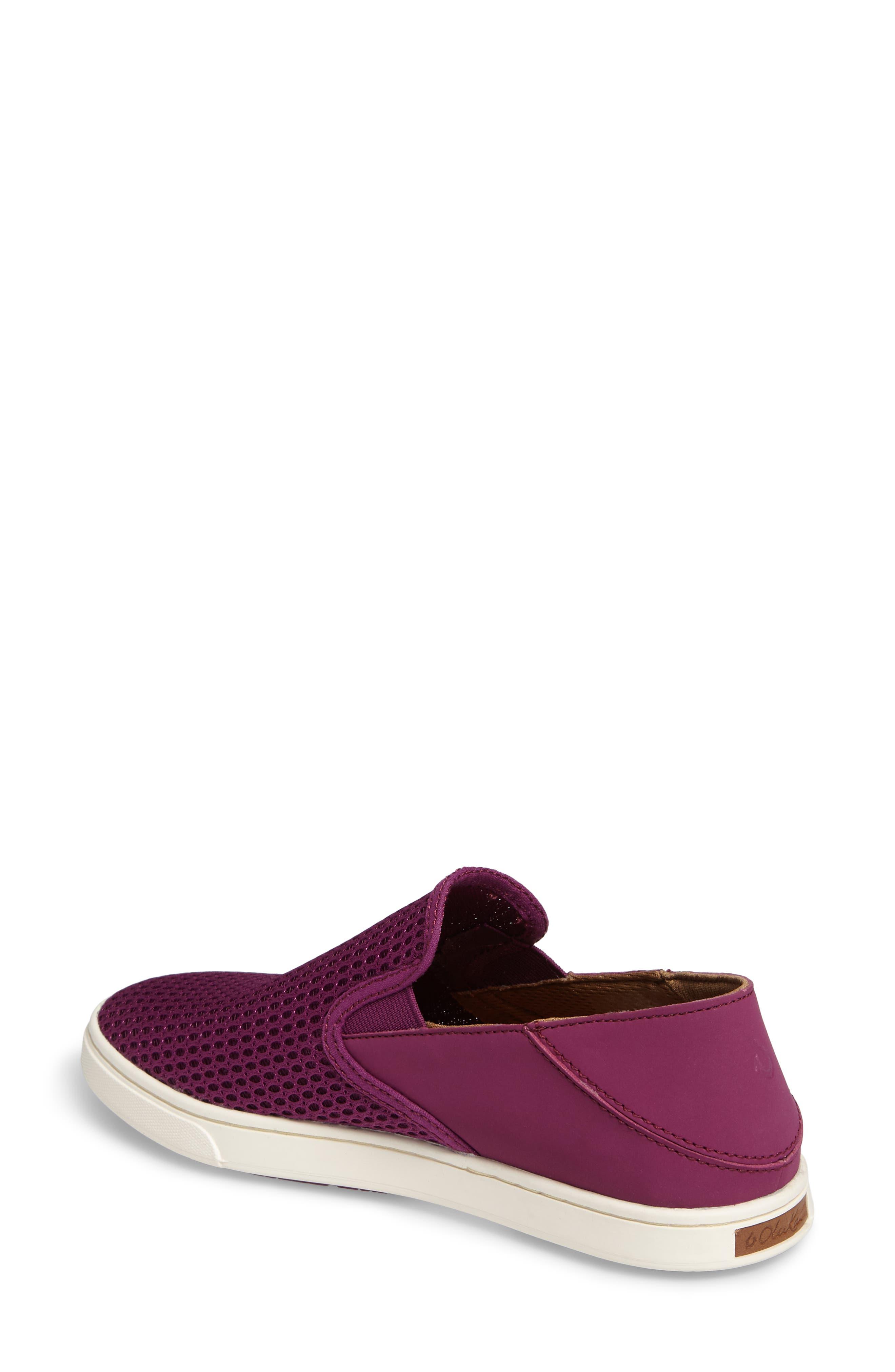 Alternate Image 2  - OluKai 'Pehuea' Slip-On Sneaker (Women)