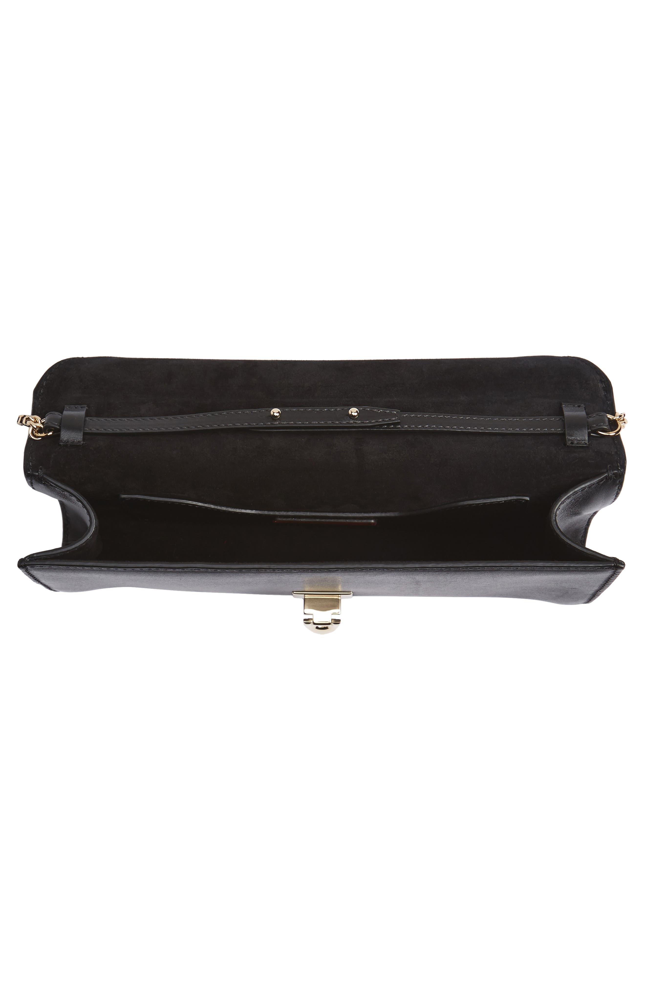 Alternate Image 4  - Valentino Studded Leather Shoulder Bag