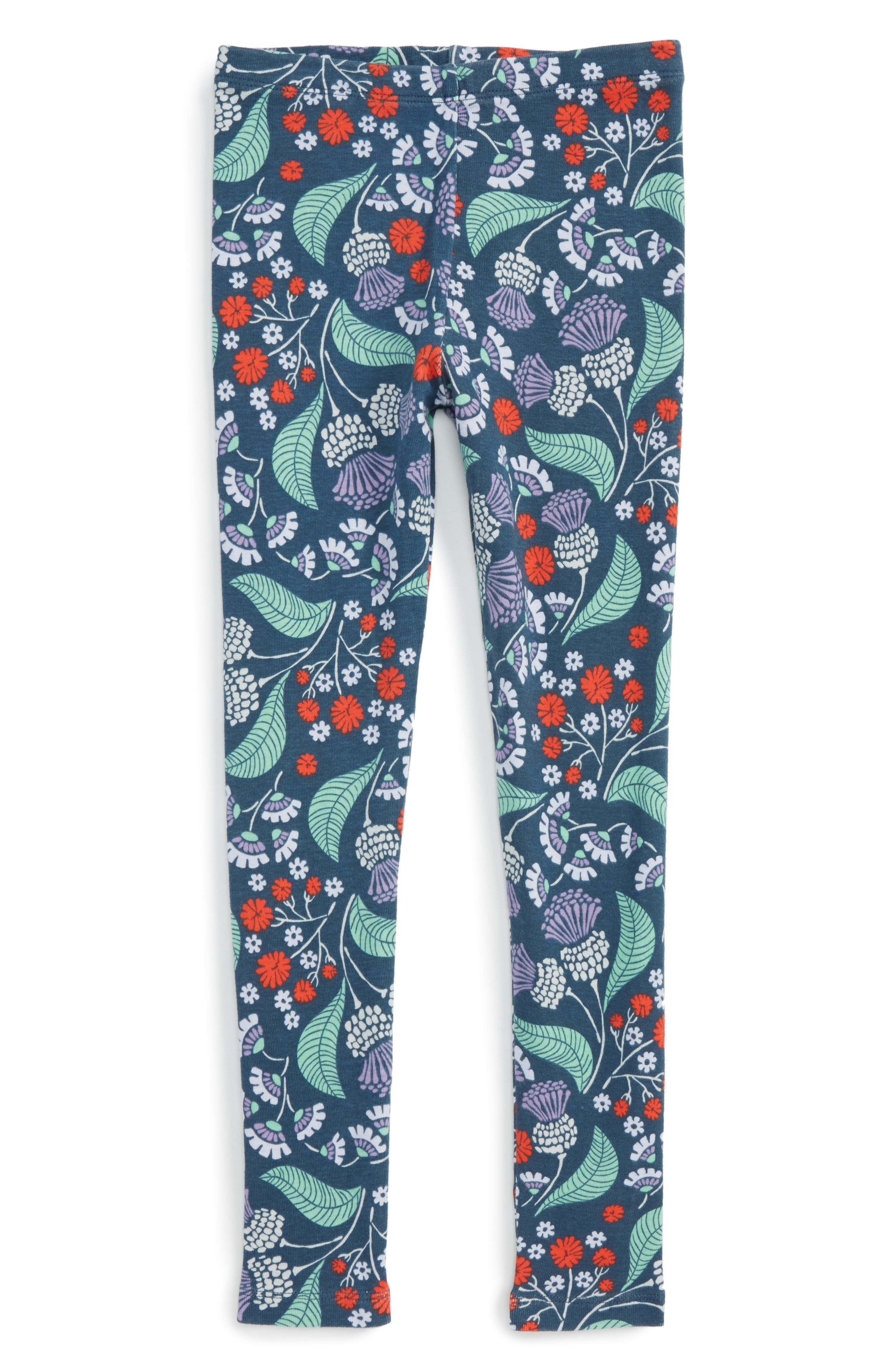 Alternate Image 1 Selected - Tea Collection Thistle Leggings (Toddler Girls, Little Girls & Big Girls)