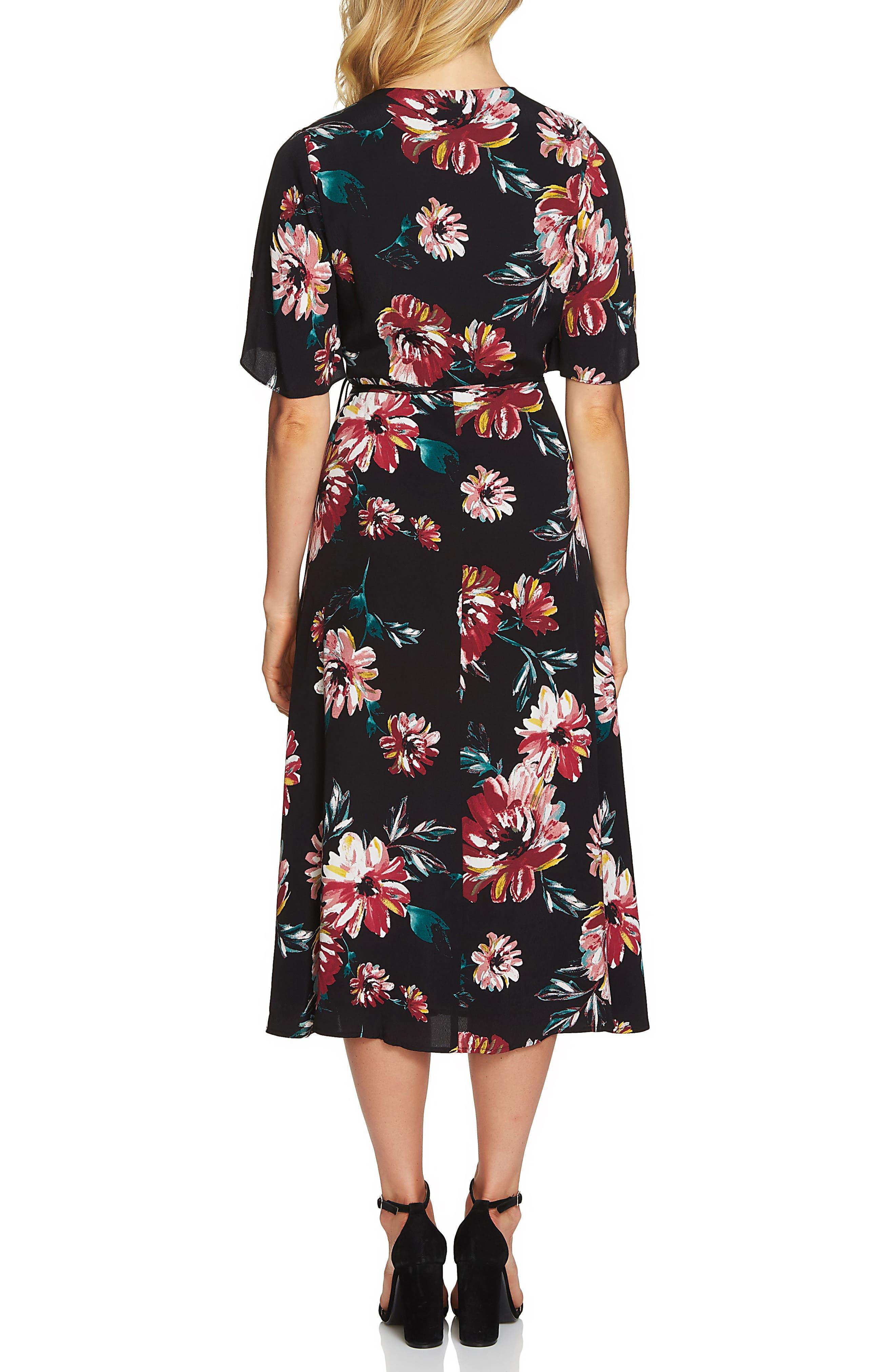 Alternate Image 2  - 1.STATE Wrap Maxi Dress